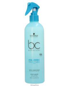 Bonacure Hyaluronic Moisture Kick Spray Cond. XXL 400 ml fra Schwarzkopf