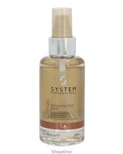 SP -  Luxe Oil Reconstructive Elixir L4 100 ml fra Wella