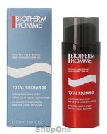 Homme Total Recharge 50 ml fra Biotherm
