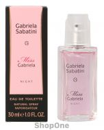 Miss Gabriela Night Edt Spray 30 ml fra Gabriela Sabatini