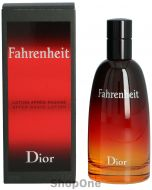 Christian Dior Dior Fahrenheit After Shave Lotion 100 ml