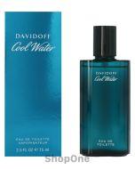 Cool Water Man Edt Spray 75 ml fra Davidoff