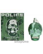 To Be Camouflage For Man Edt Spray 125 ml fra Police