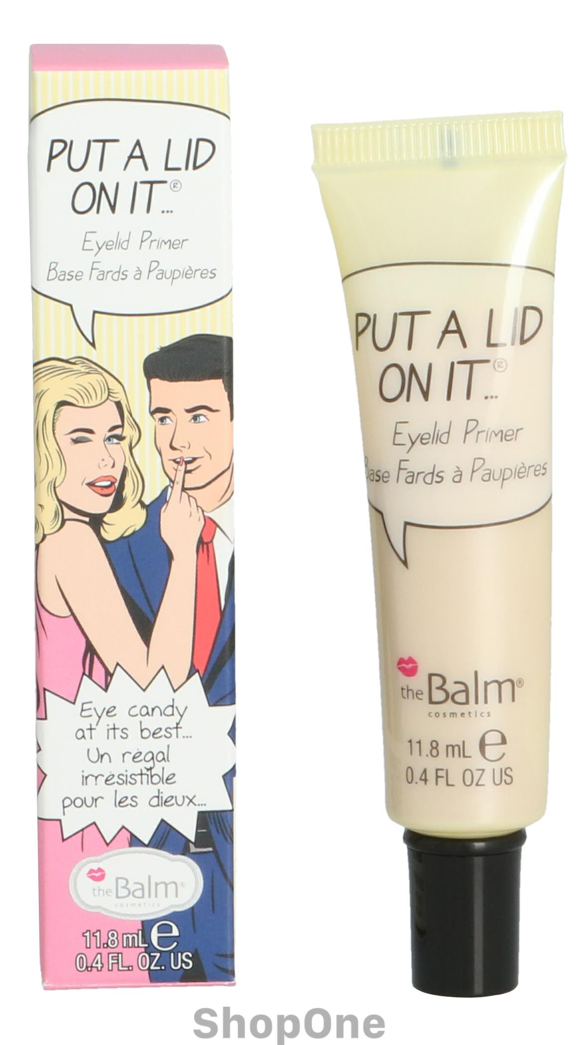 Image of   Put A Lid On It Eyelid Primer 11 ml fra The Balm