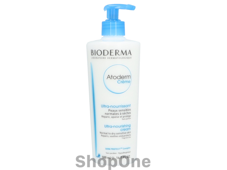 Image of   Atoderm Creme Nourissante 500 ml fra Bioderma
