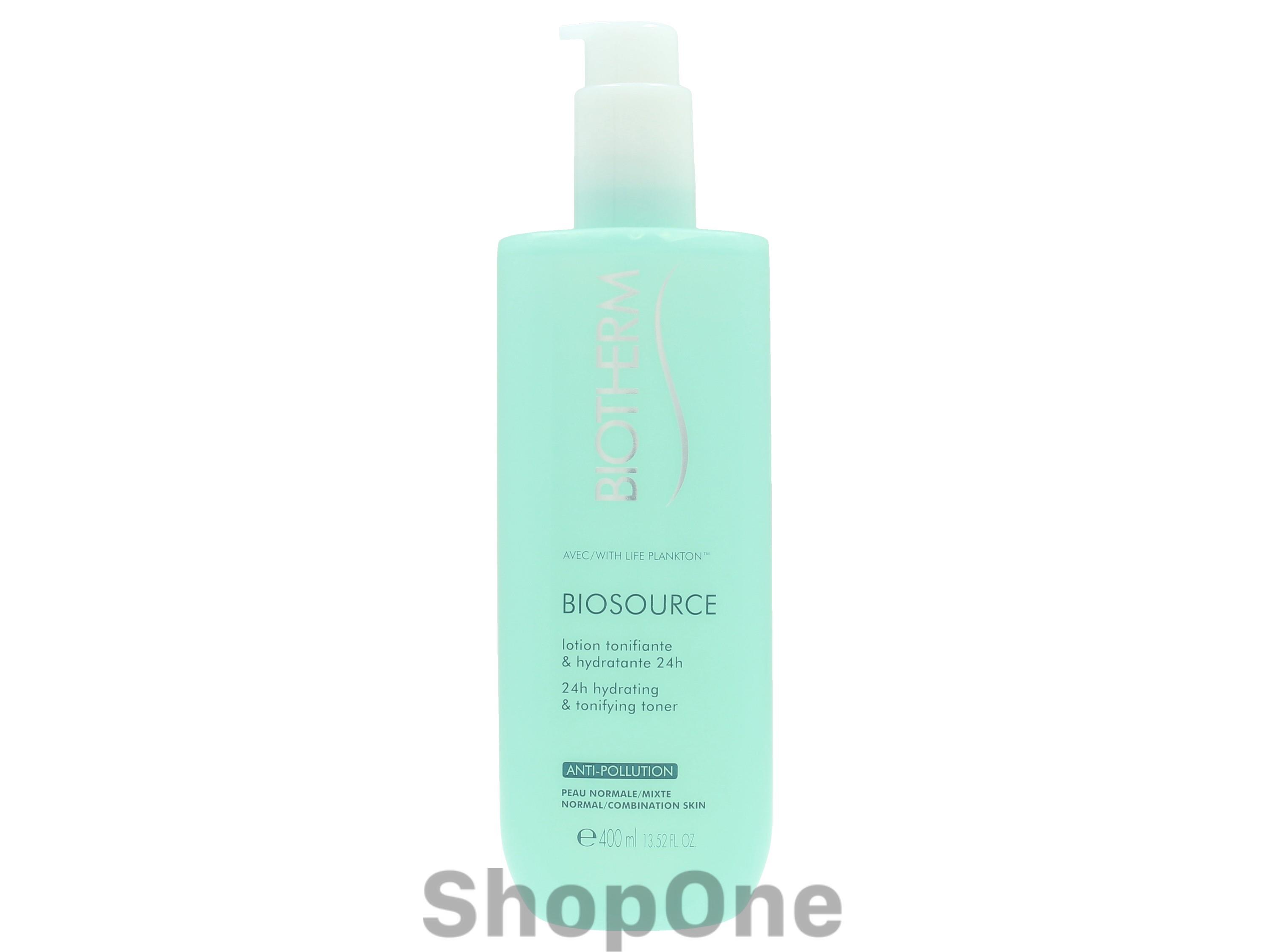 Image of   Biosource 24H Hydrating Tonifying Toner 400 ml fra Biotherm