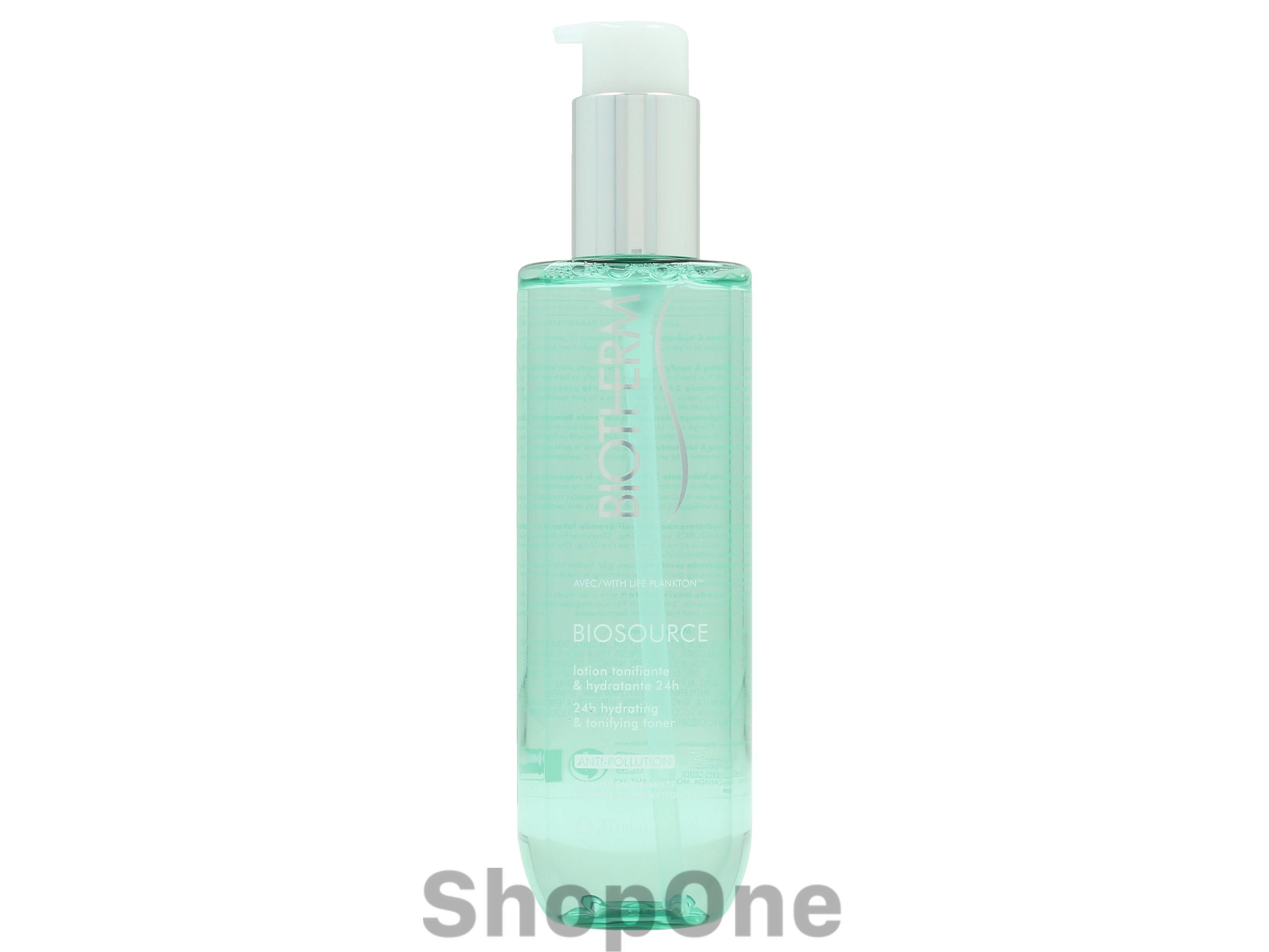 Image of   Biosource 24H Hydrating Tonifying Toner 200 ml fra Biotherm