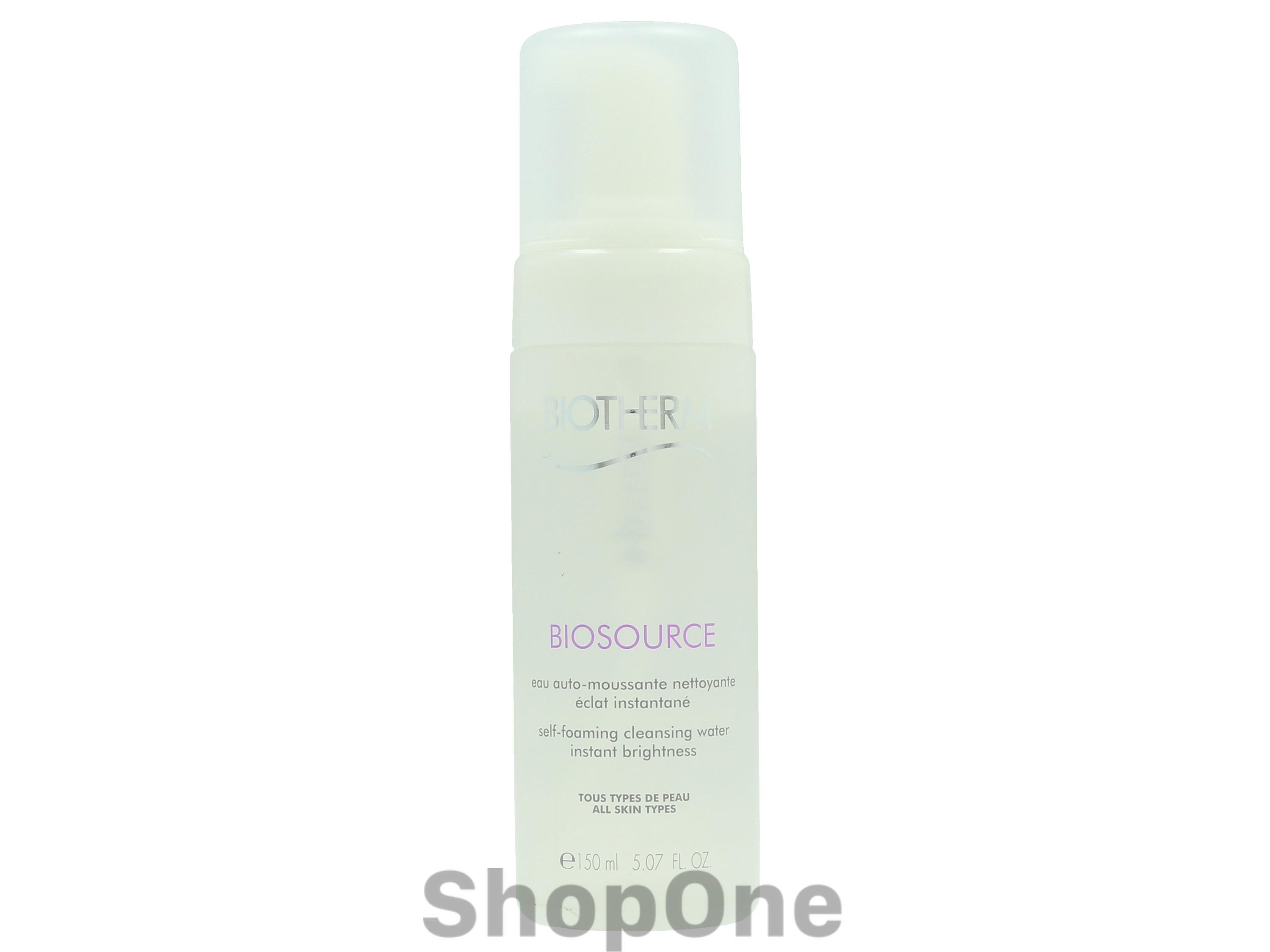 Image of   Biosource Self-Foaming Cleansing Water 150 ml fra Biotherm