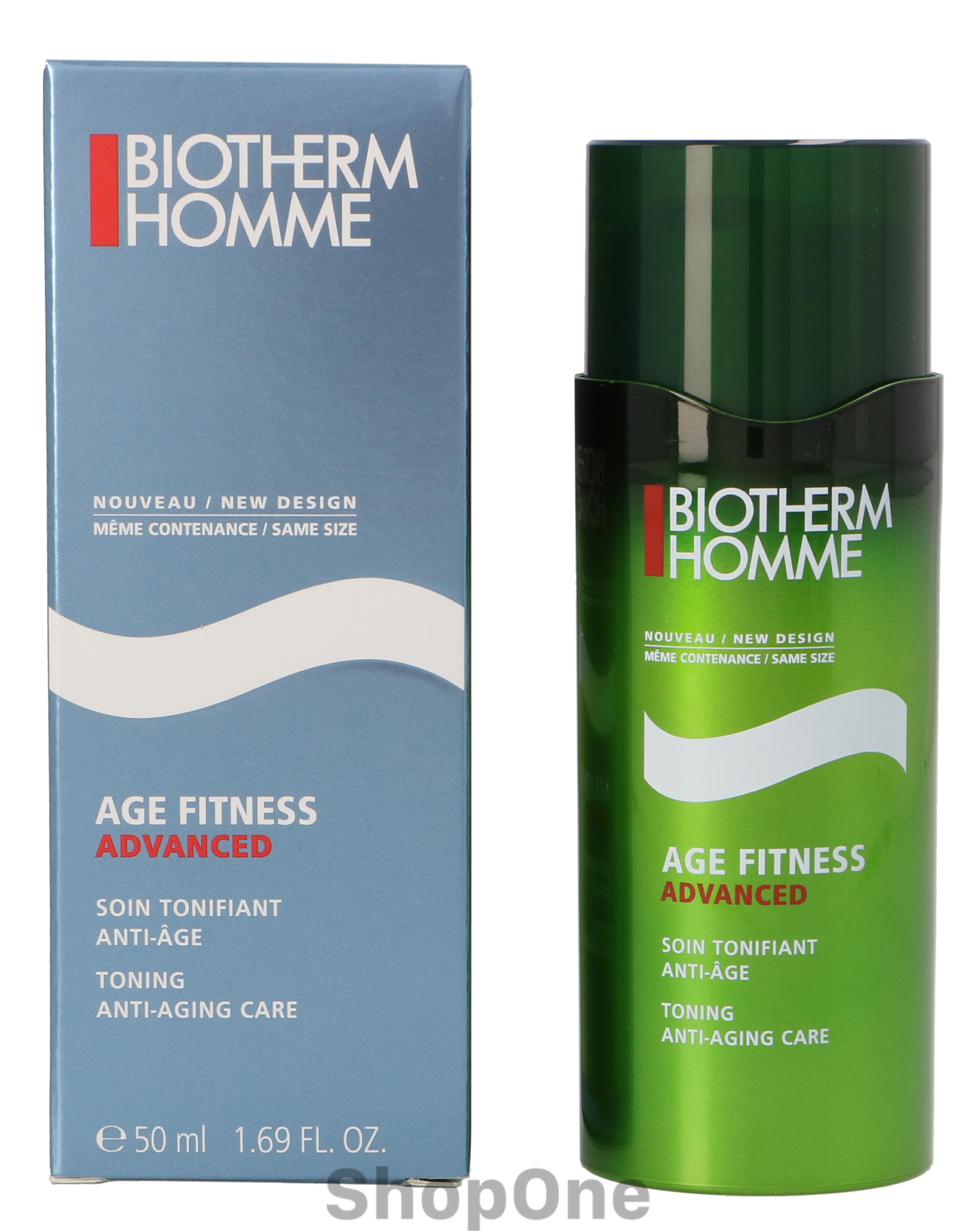 Homme Age Fitness Advanced 50 ml fra Biotherm - Gezicht Biotherm Homme Age Fitness Advanced 50 ml. Fra Biotherm.