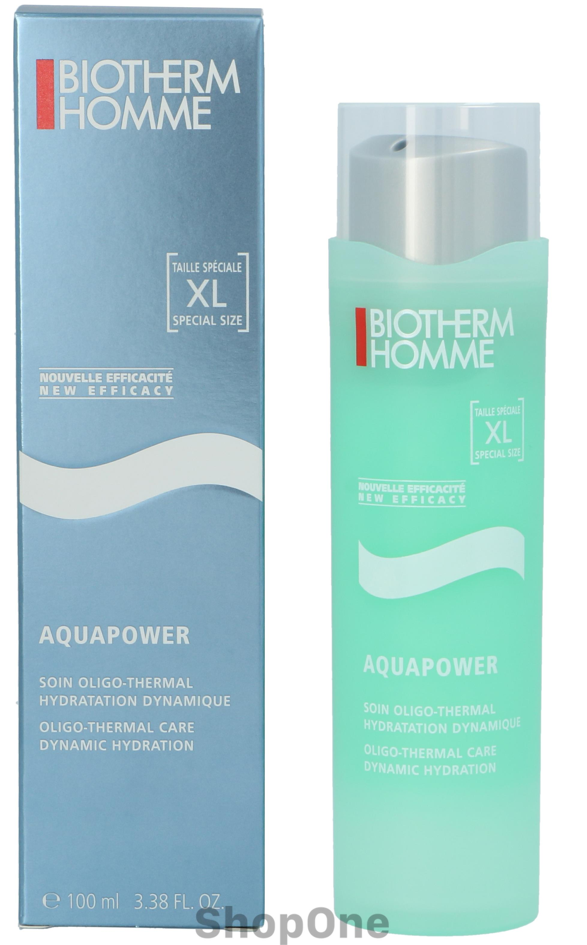Image of   Homme Aquapower Oligo Thermal Care 100 ml fra Biotherm