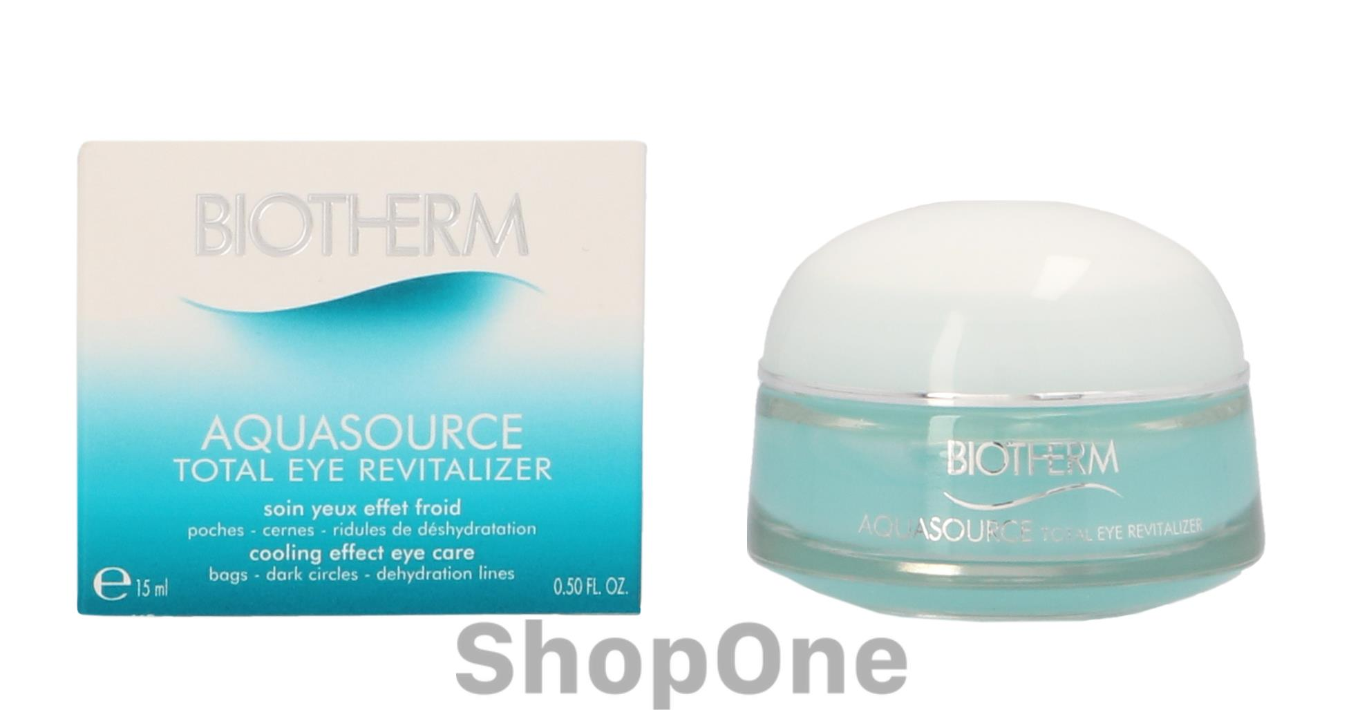Image of   Aquasource Total Eye Revitalizer 15 ml fra Biotherm