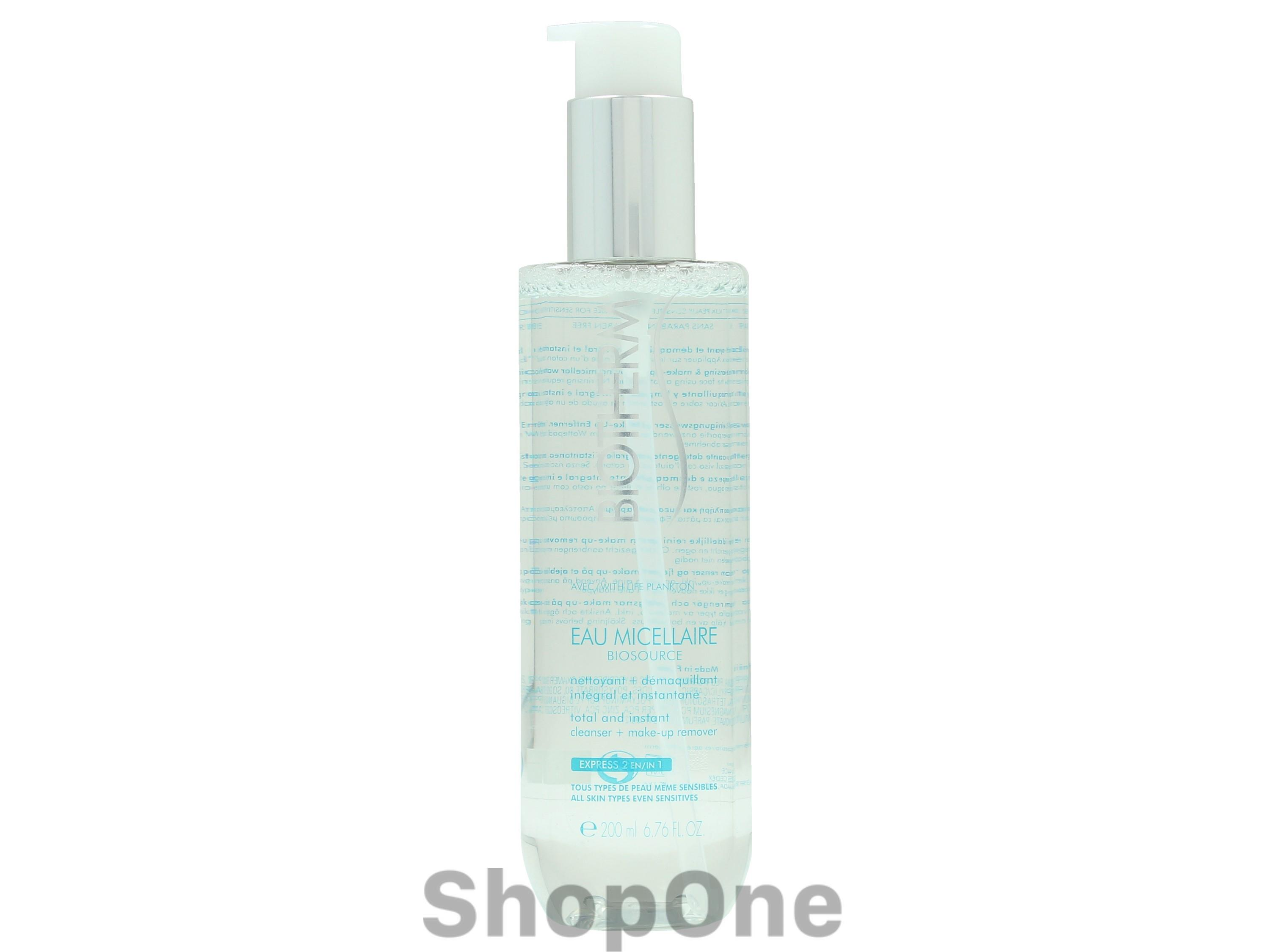 Image of   Biosource Eau Micellaire 200 ml fra Biotherm