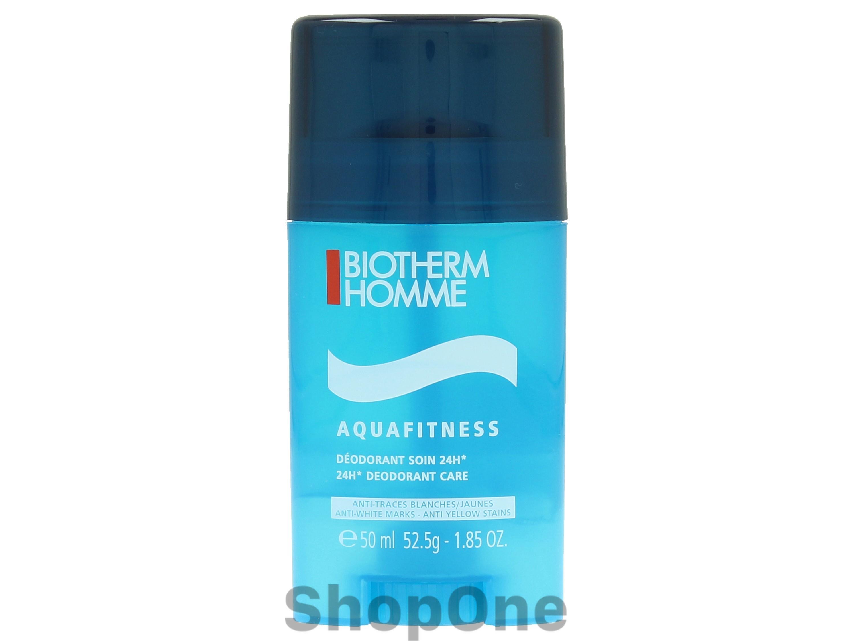 Homme Aquafitness 24H Care Deo Stick 50 ml fra Biotherm - Lichaam Biotherm Homme Aquafitness 24H Care Deo Stick 50 ml. Fra Biotherm.