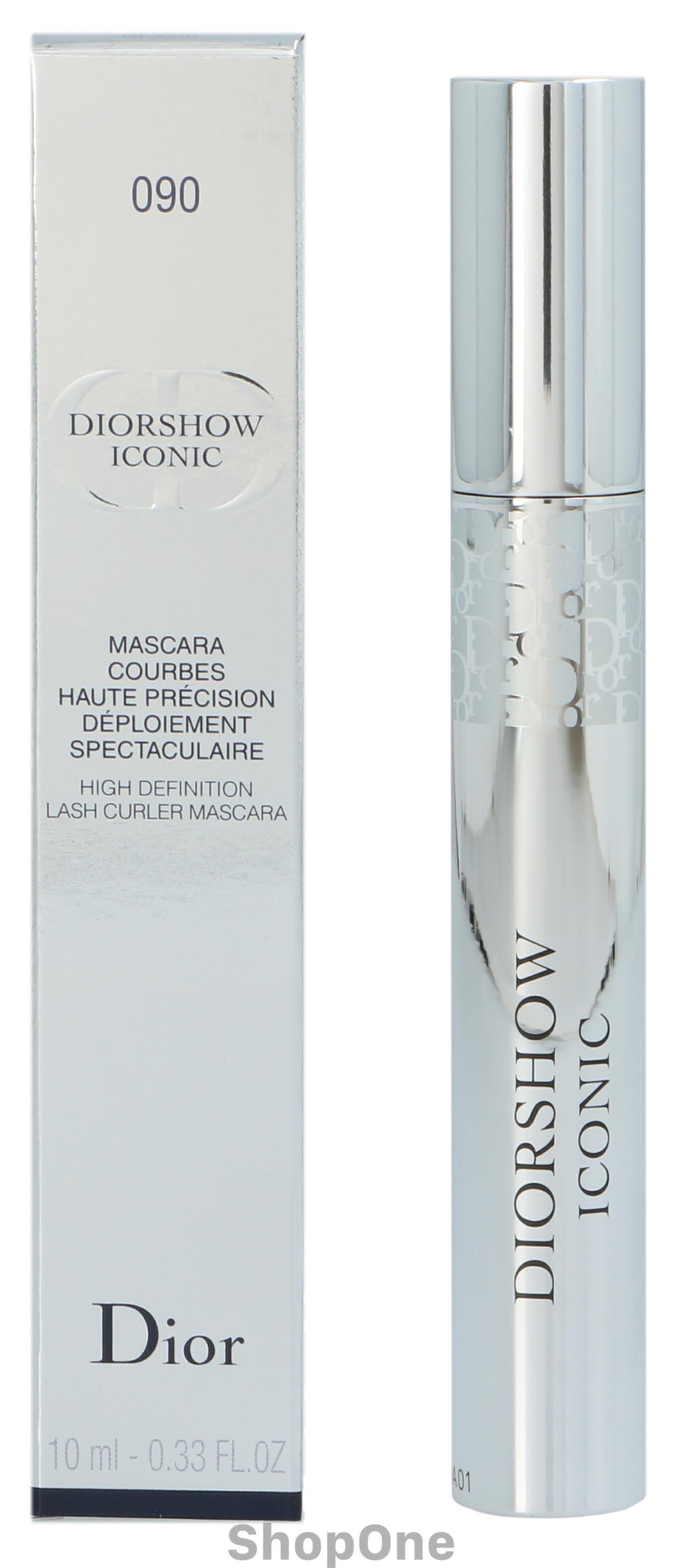 Image of   Dior Diorshow Iconic Lash Curler Mascara 10 ml fra Christian Dior