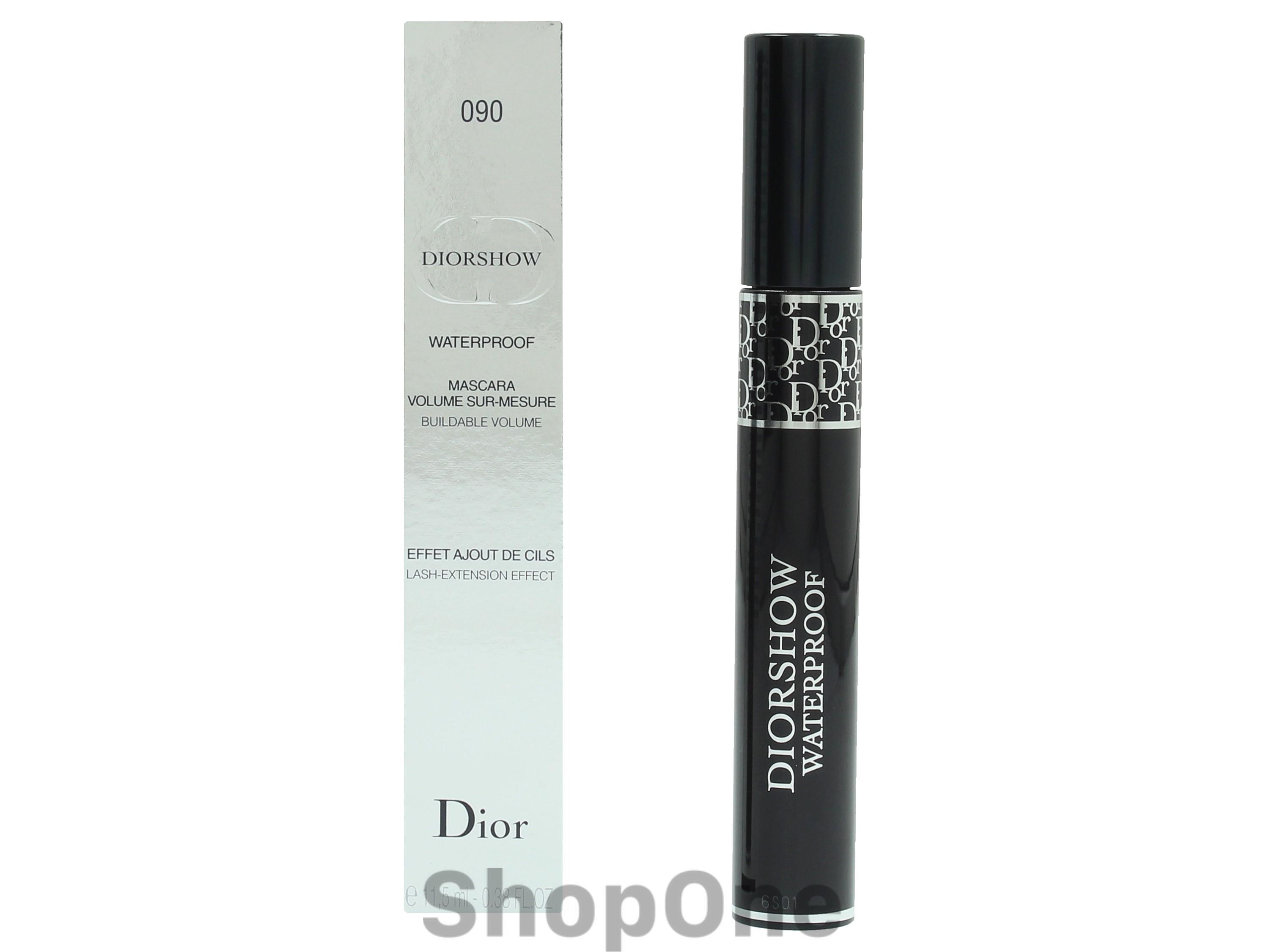 Image of   Dior Diorshow Waterproof Buildable Vol. Mascara 11 ml fra Christian Dior