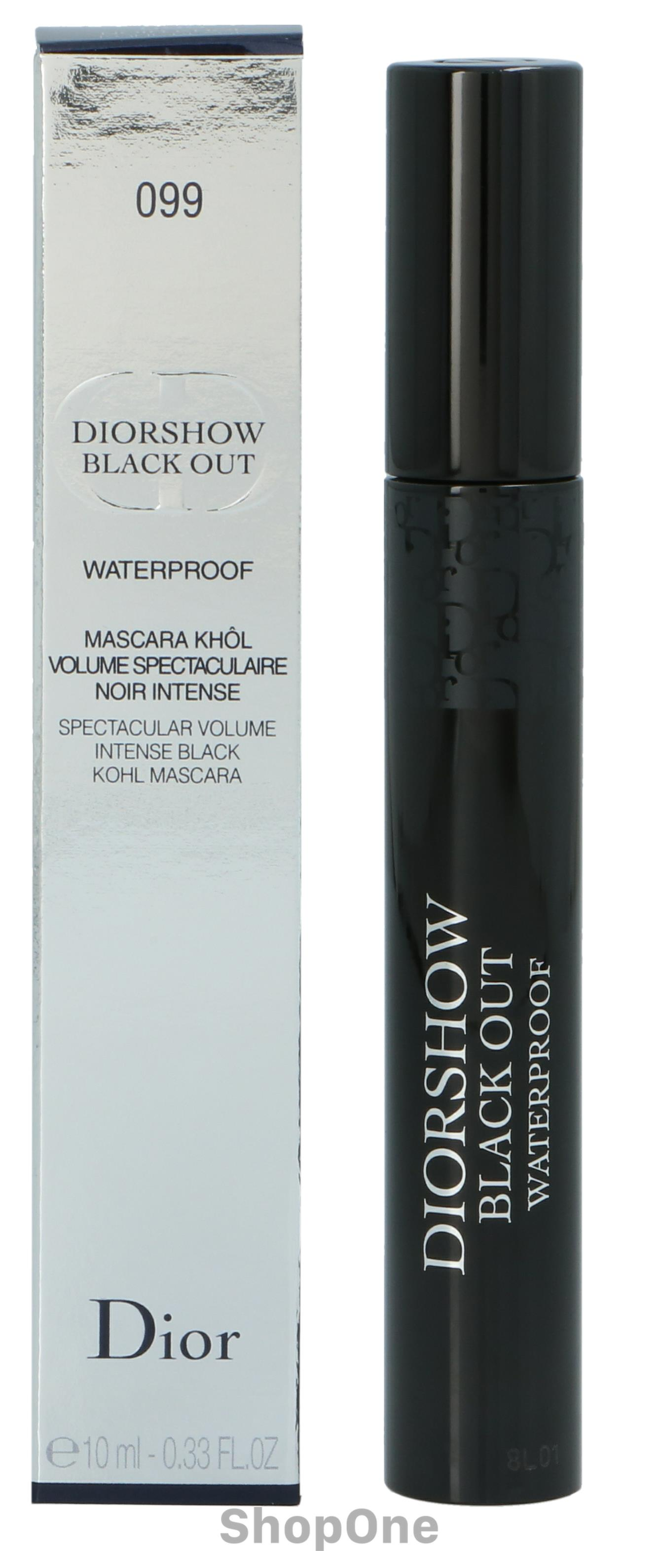 Image of   Dior Diorshow Black Out Waterproof Mascara 10 ml fra Christian Dior