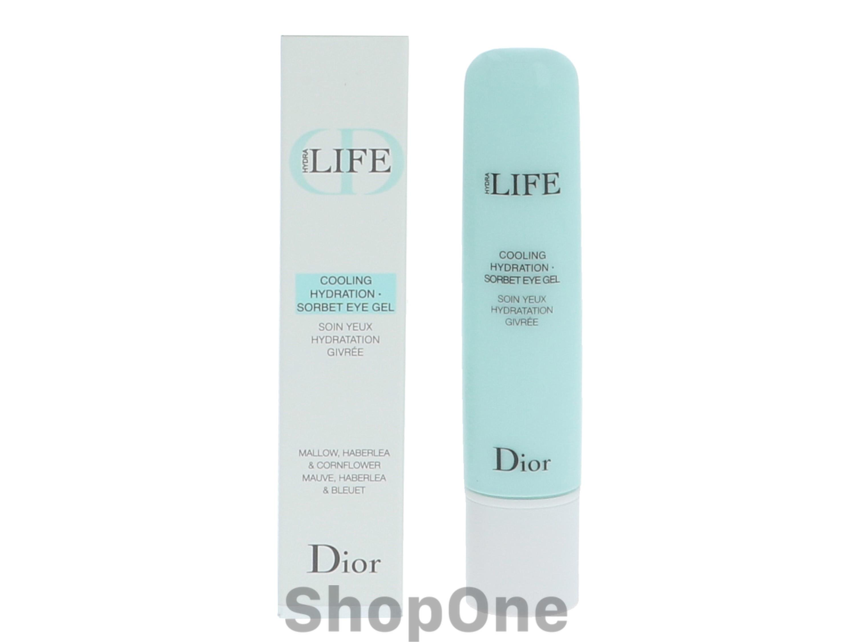 Image of   Dior Hydra Life Cooling Hydr.- Sorbet Eye Gel 15 ml fra Christian Dior