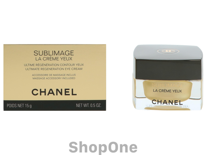 Image of   Sublimage La Creme Yeux 15 gr fra Chanel