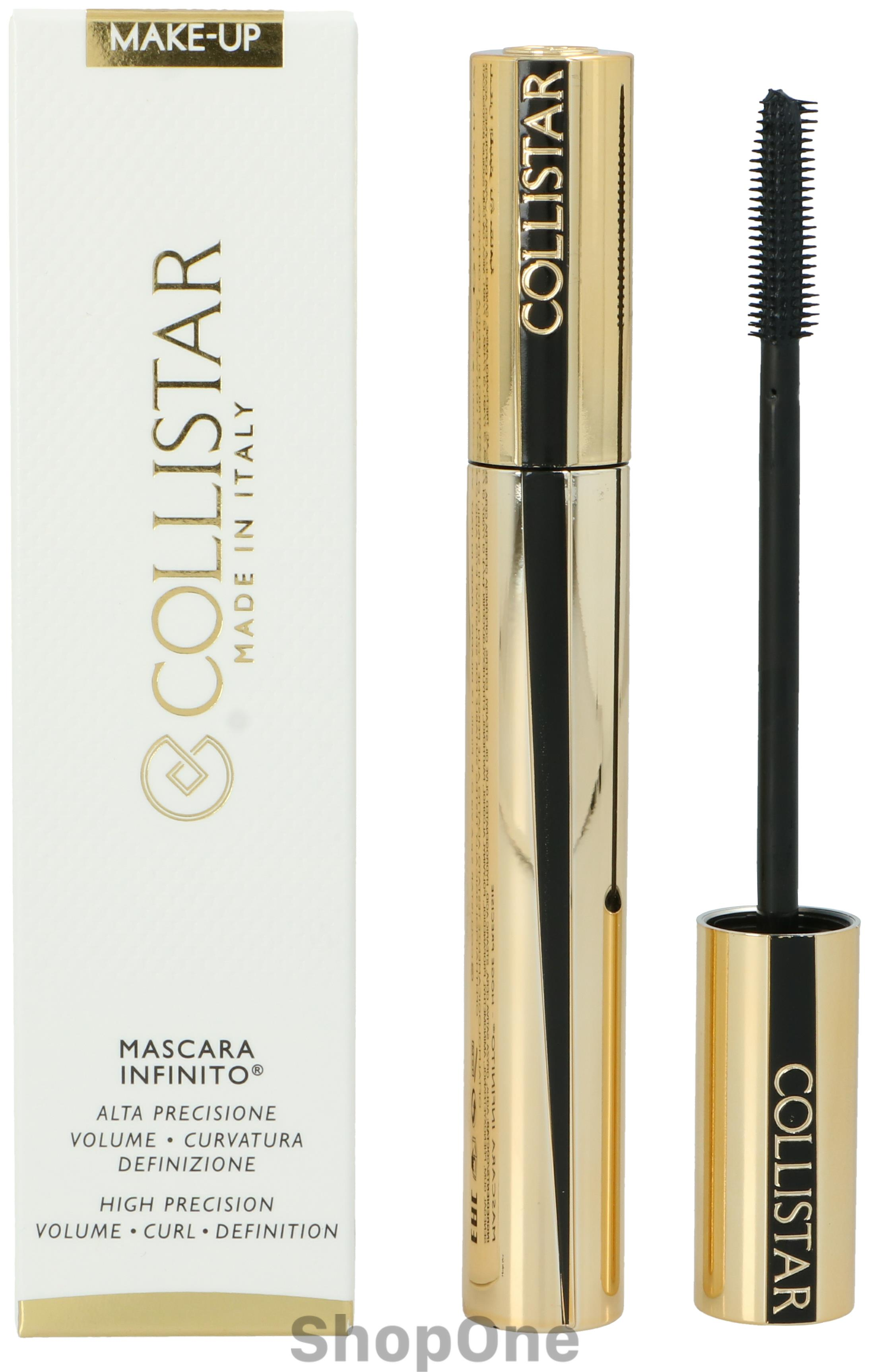 Image of   Mascara Infinito High Precision Volume 11 ml fra Collistar