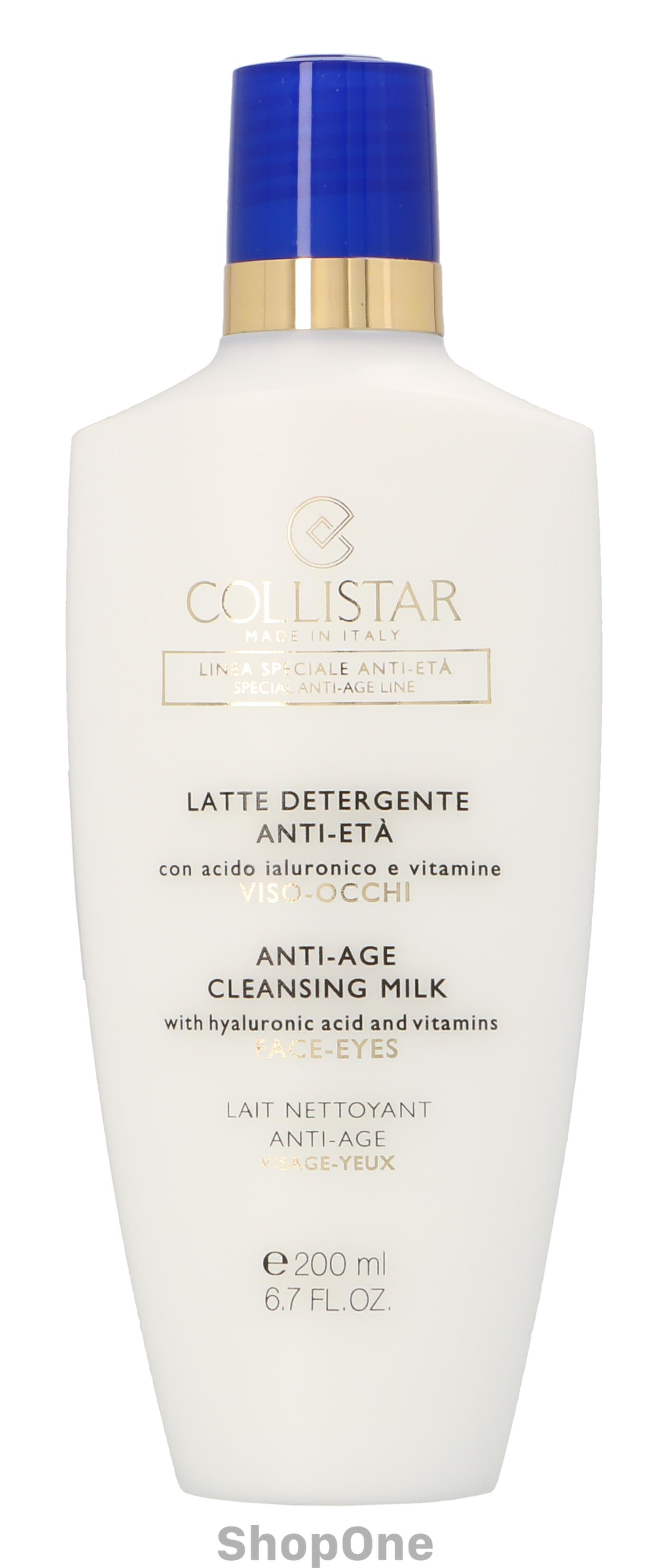 Image of   Anti-Age Cleansing Milk 200 ml fra Collistar