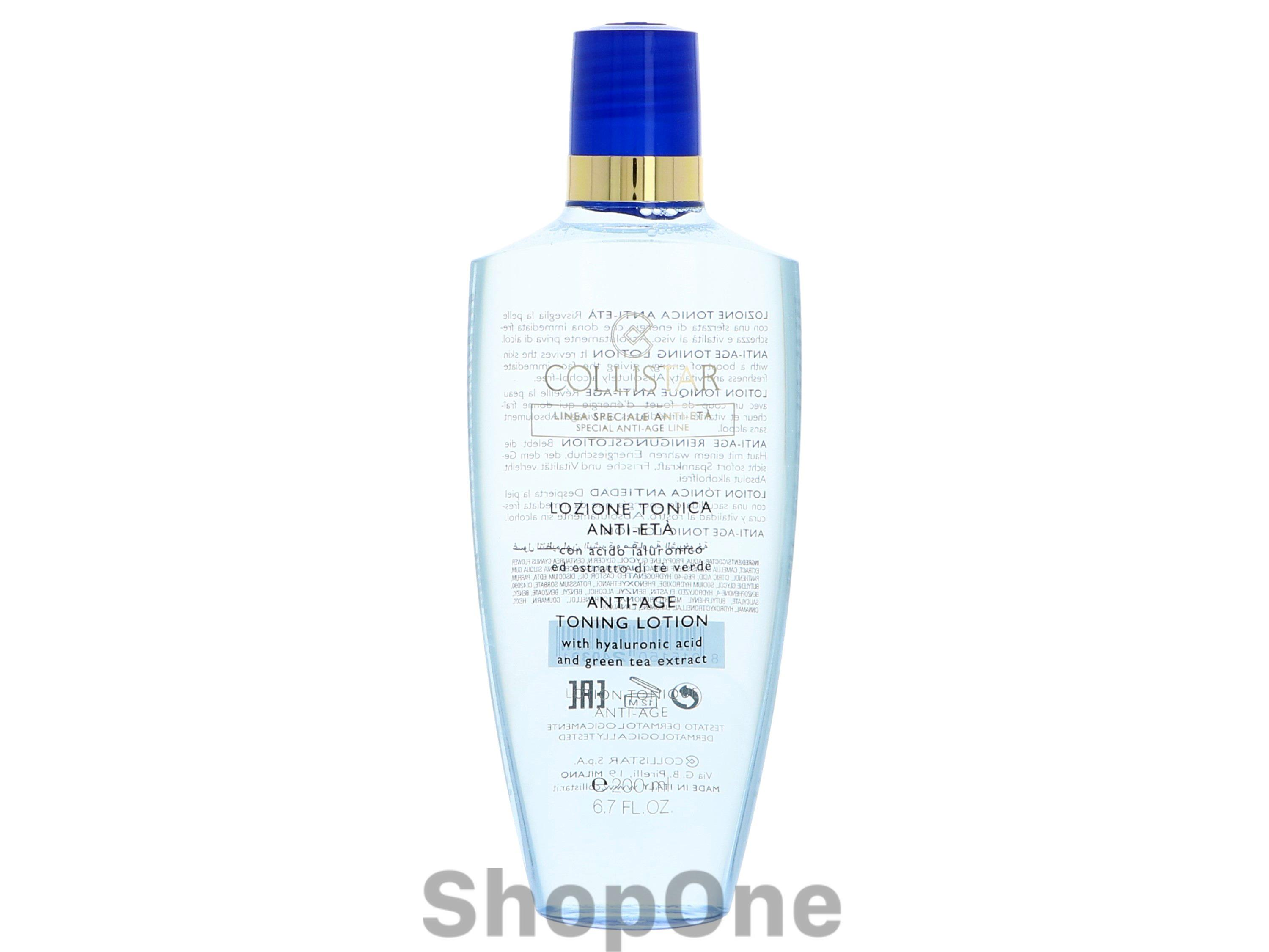 Image of   Anti-Age Toning Lotion 200 ml fra Collistar