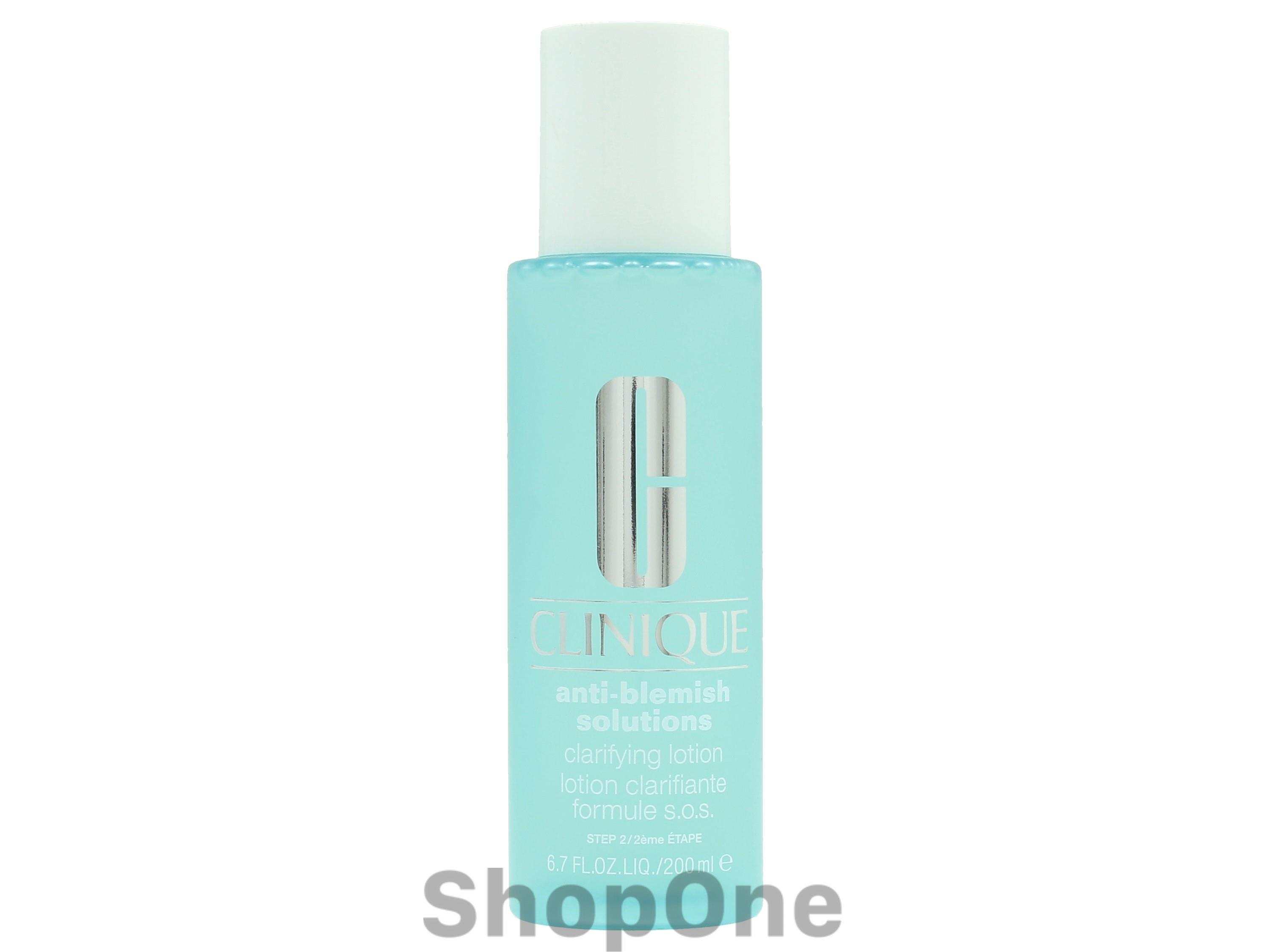 Image of   Anti-Blemish Solutions Clarifying Lotion 200 ml fra Clinique