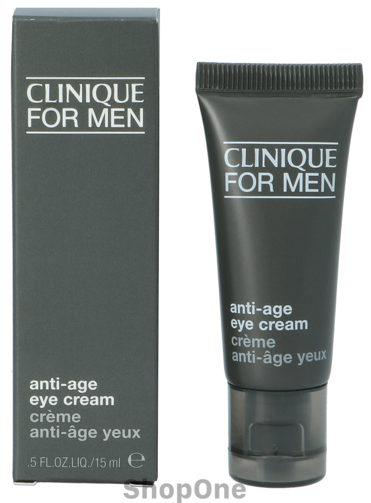 Image of   For Men Anti-Age Eye Cream 15 ml fra Clinique