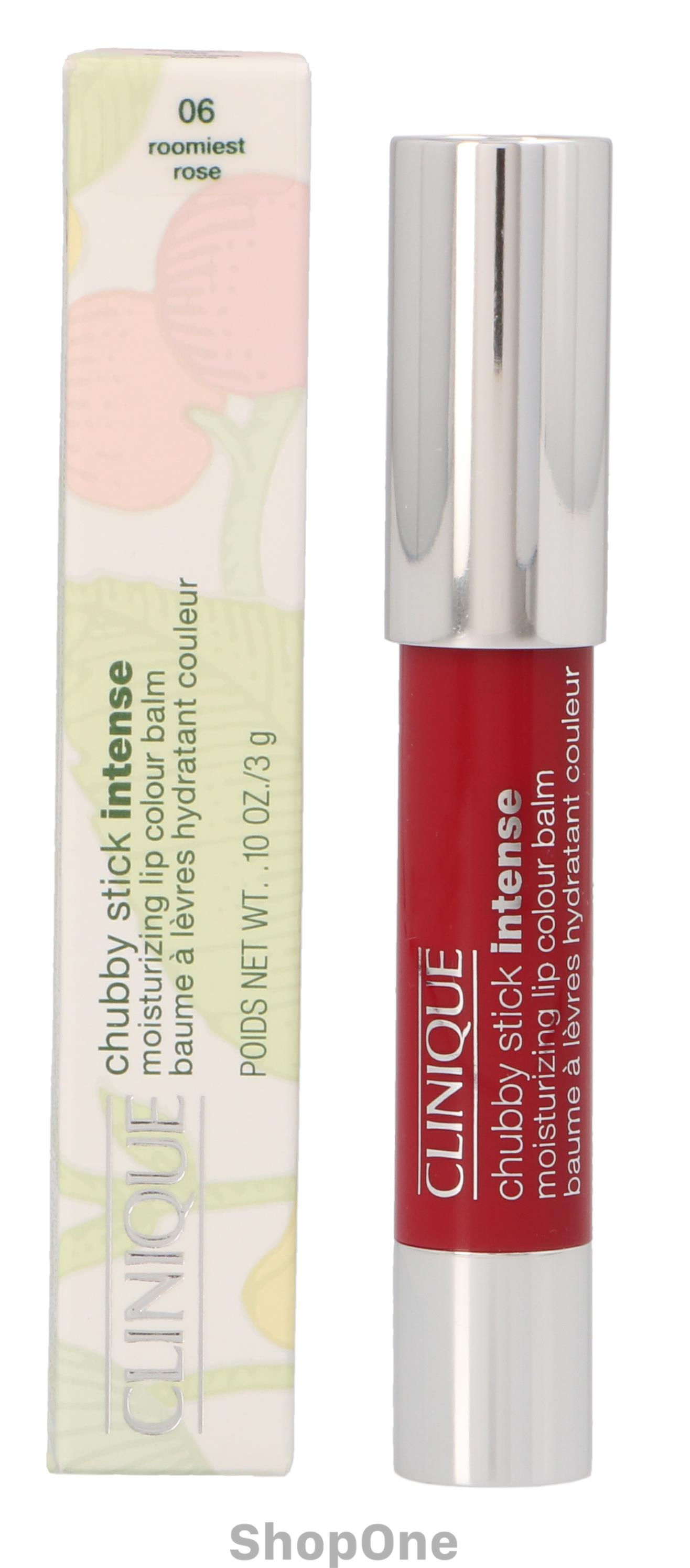 Image of   Chubby Stick Intense Moisturizing Lipbalm 3 gr fra Clinique