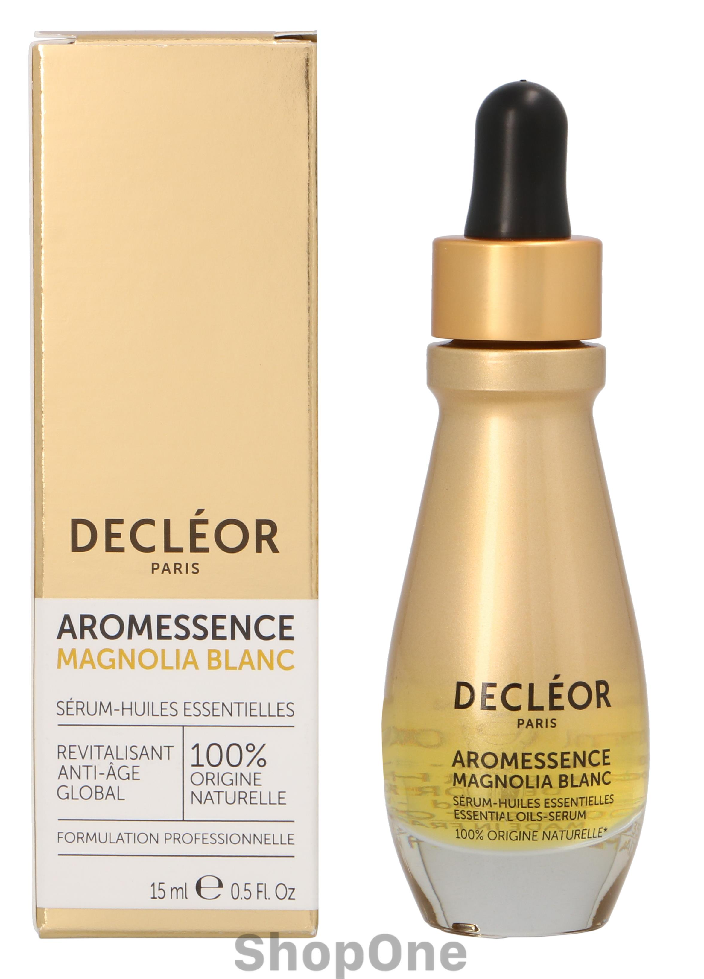 Image of   Aromessence Magnolia Youthful Oil Serum 15 ml fra Decleor