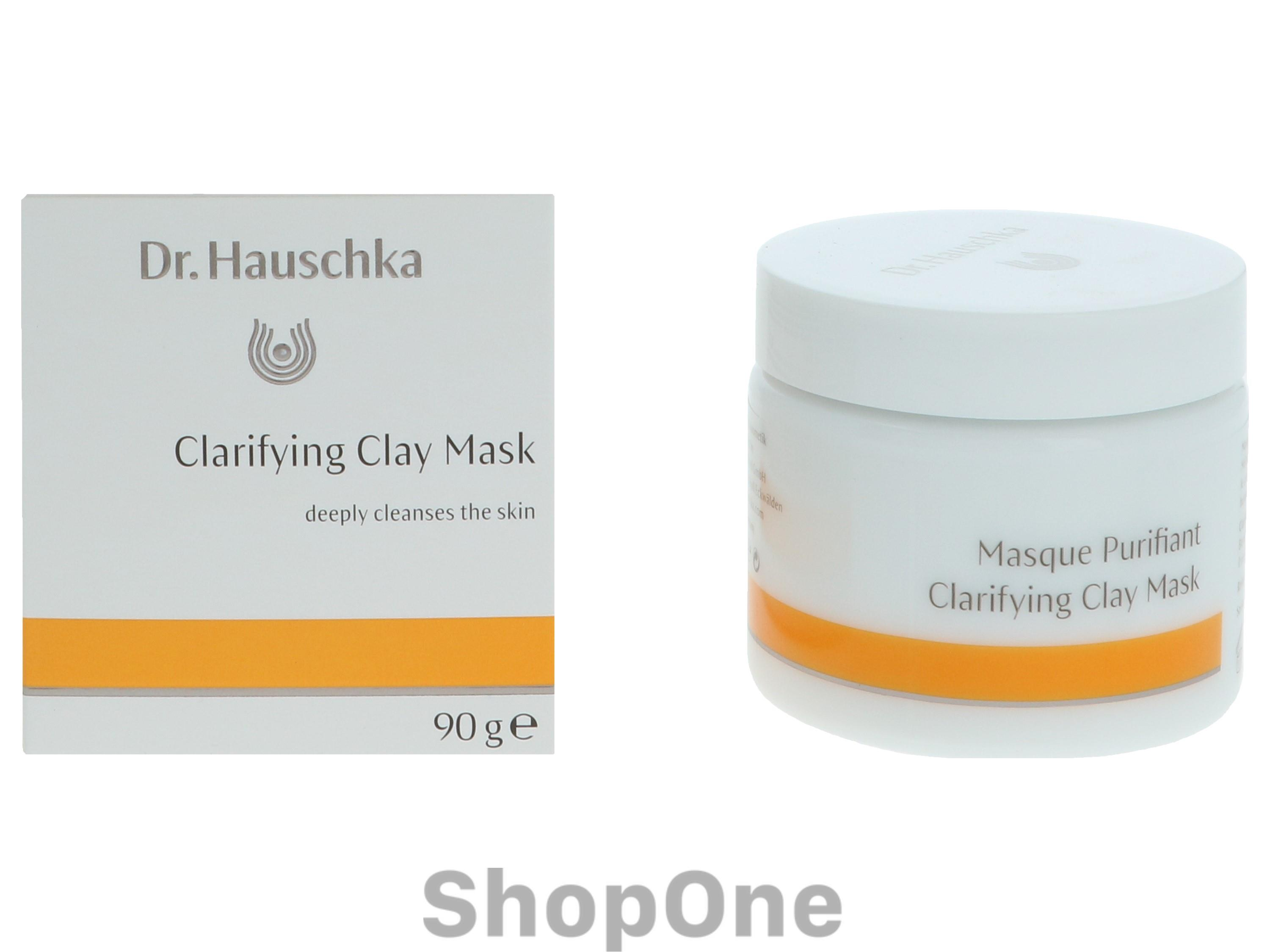 Image of   Clarifying Clay Mask 90 gr fra Dr. Hauschka