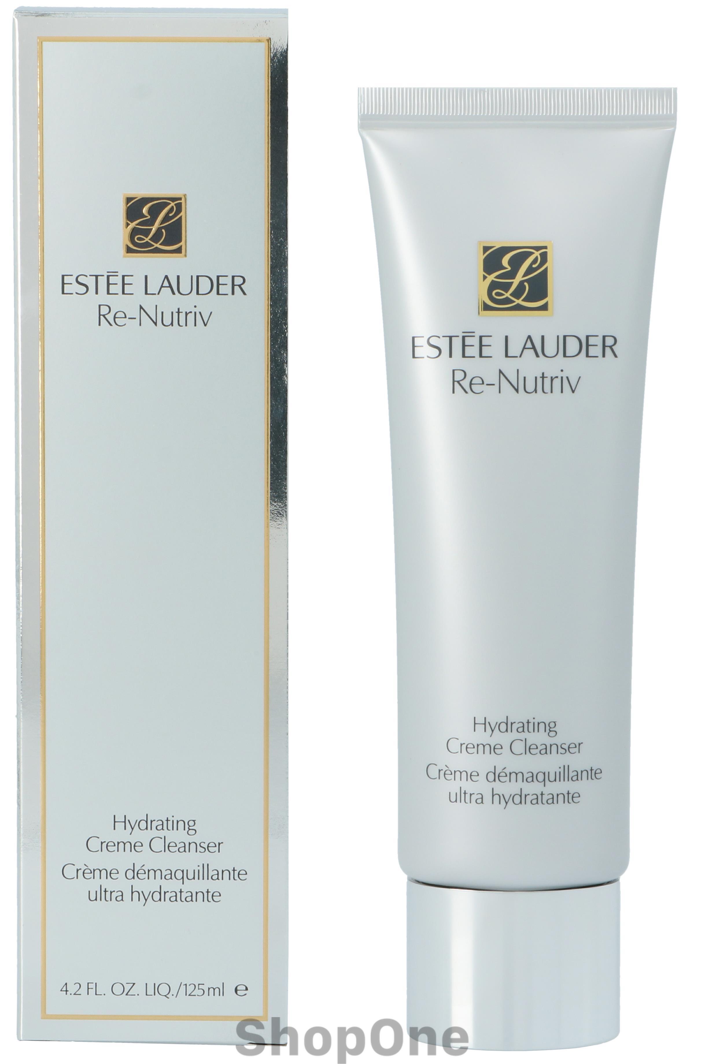Image of   E.Lauder Re-Nutriv Hydrating Creme Cleanser 125 ml fra Estee Lauder
