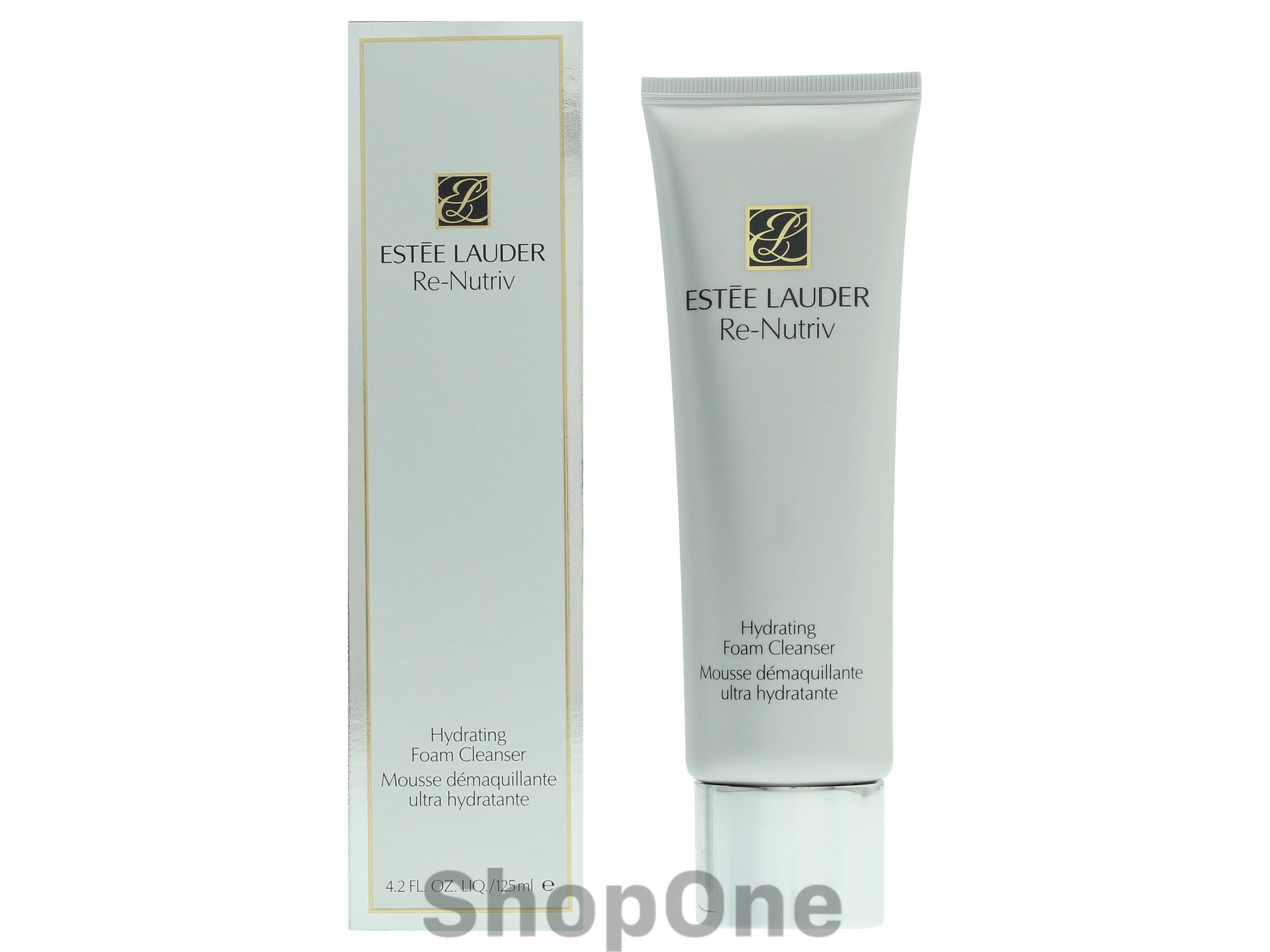 Image of   E.Lauder Re-Nutriv Hydrating Foam Cleanser 125 ml fra Estee Lauder