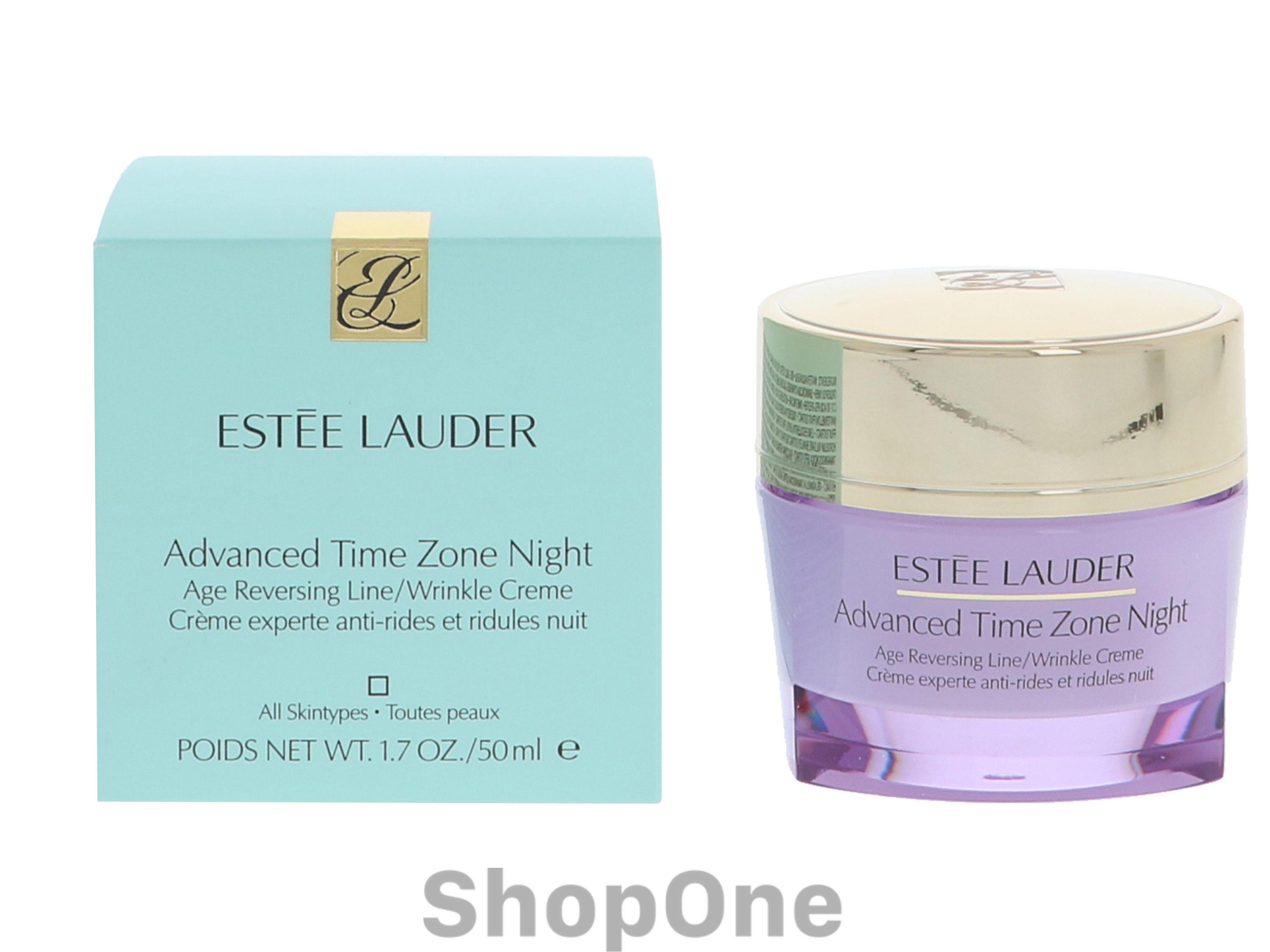 Image of   E.Lauder Advanced Time Zone Night Wrinkle Creme 50 ml fra Estee Lauder