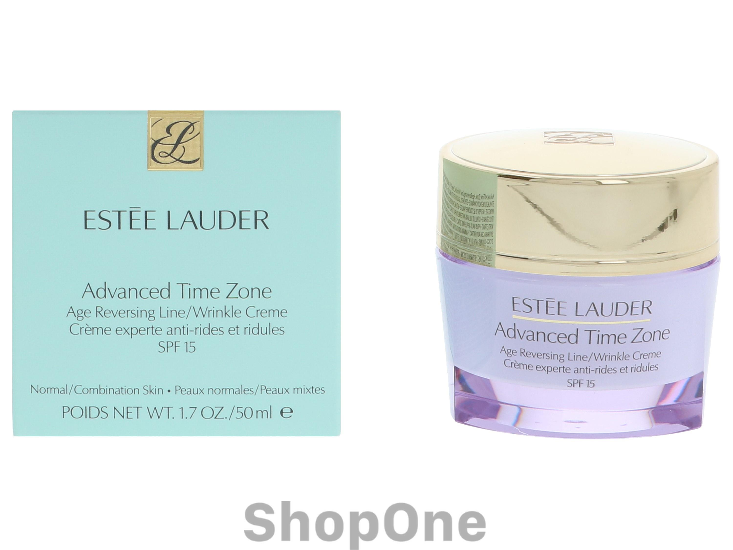 Image of   E.Lauder Advanced Time Zone Wrinkle Creme 50 ml fra Estee Lauder