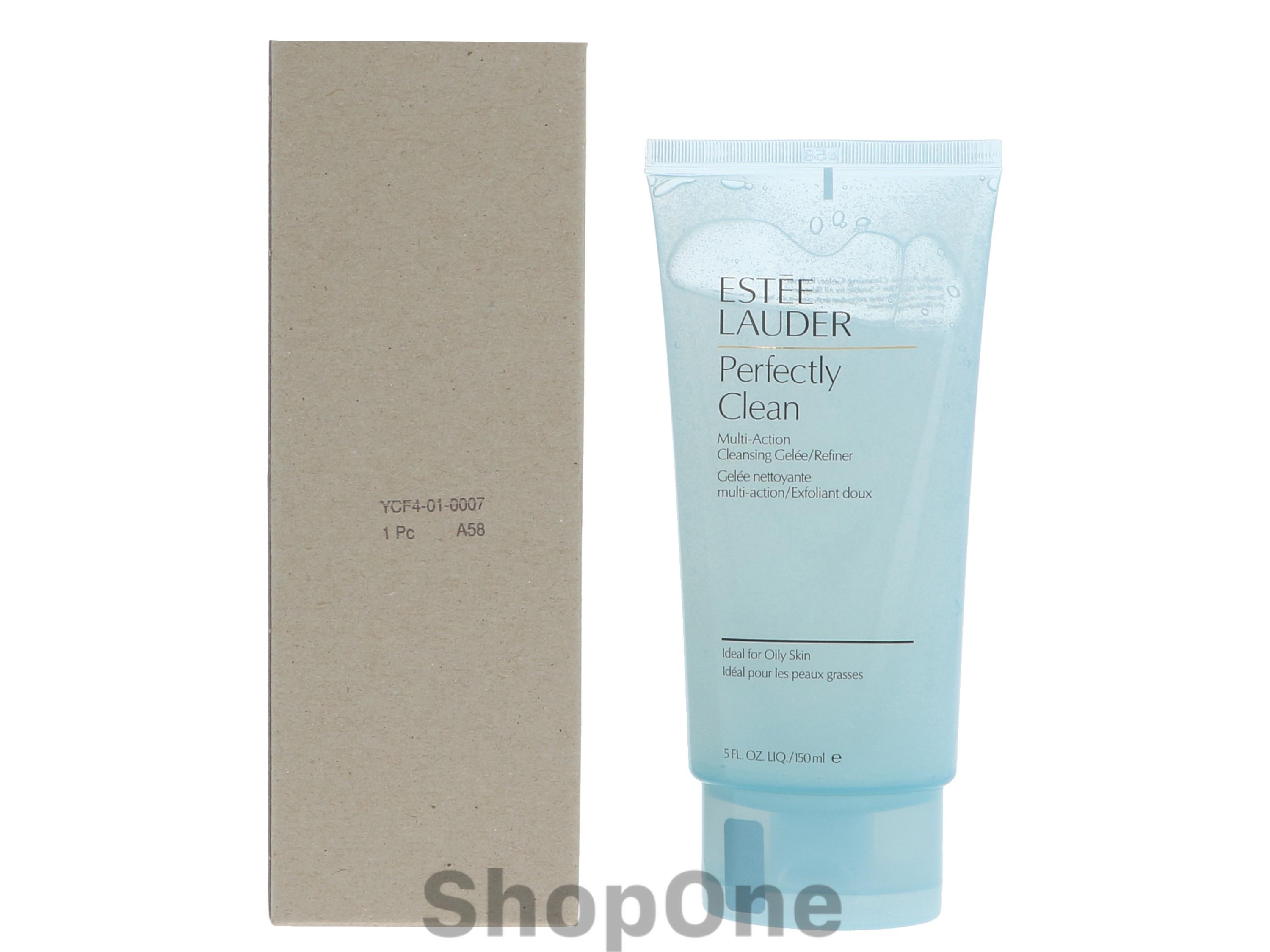 Image of   E.Lauder Perfectly Clean Cleansing Gelee-Refinr 150 ml fra Estee Lauder