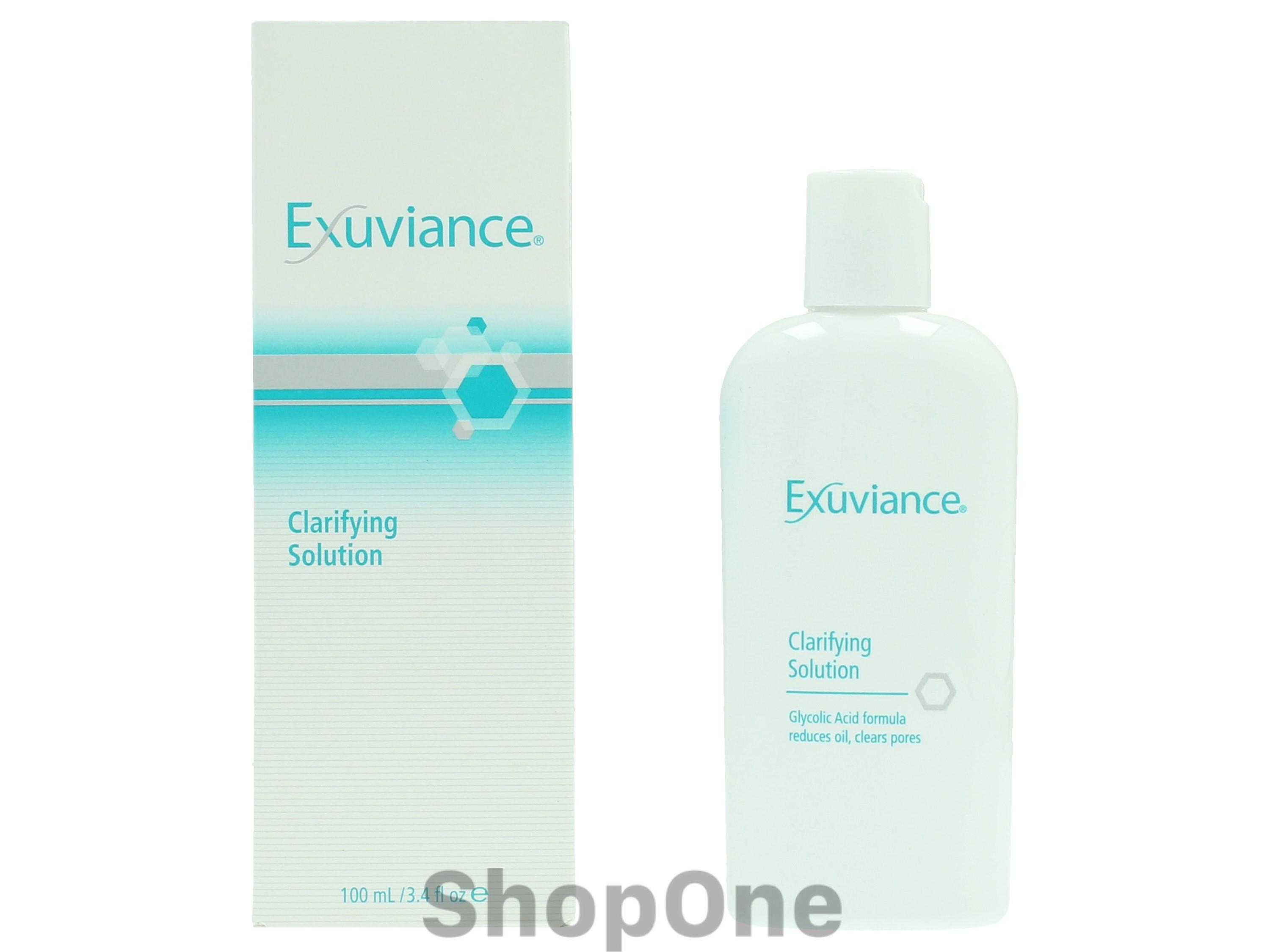 Image of   Clarifying Solution 100 ml fra Exuviance