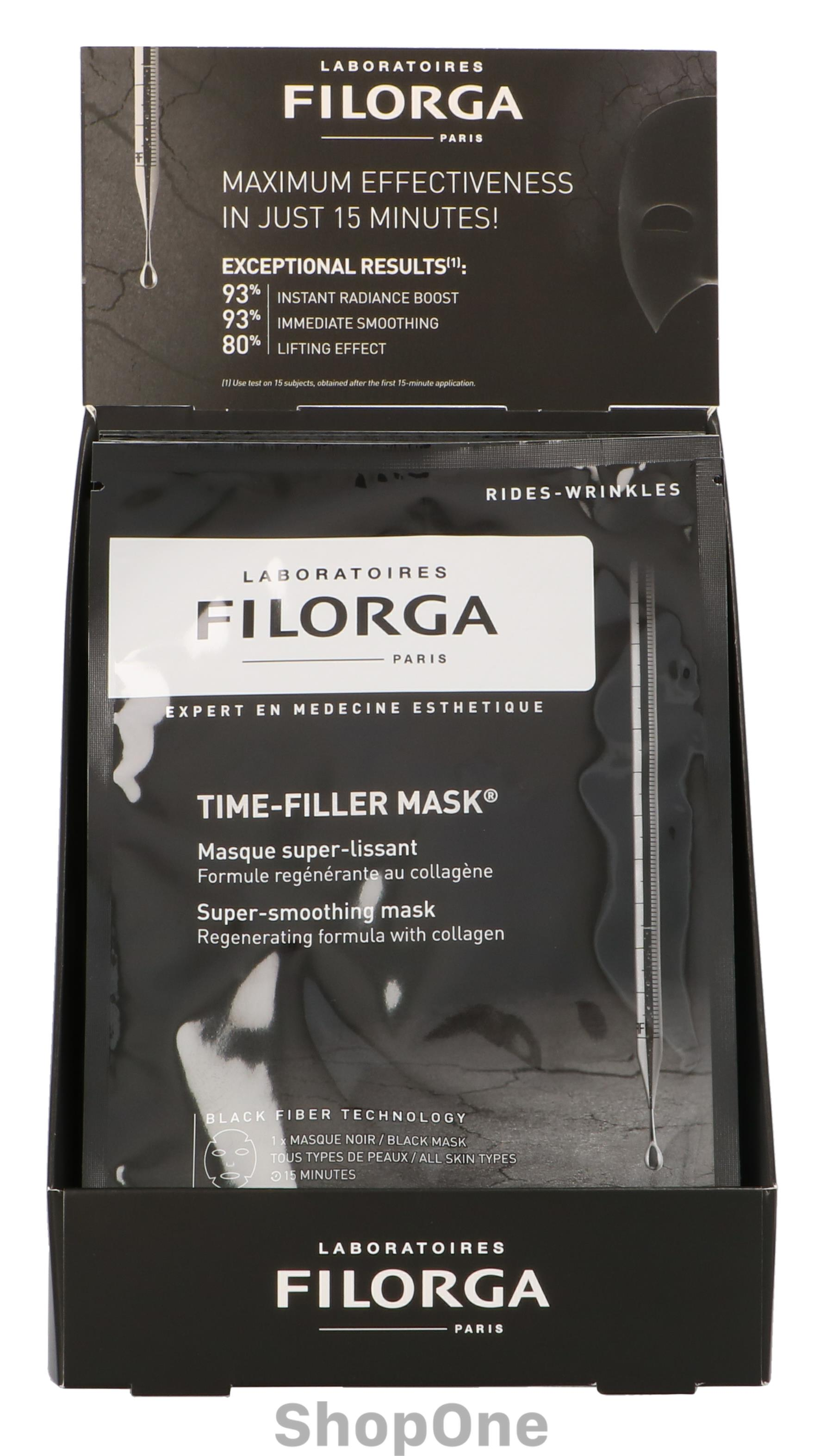Image of   Time Filler Mask 23 gr fra Filorga