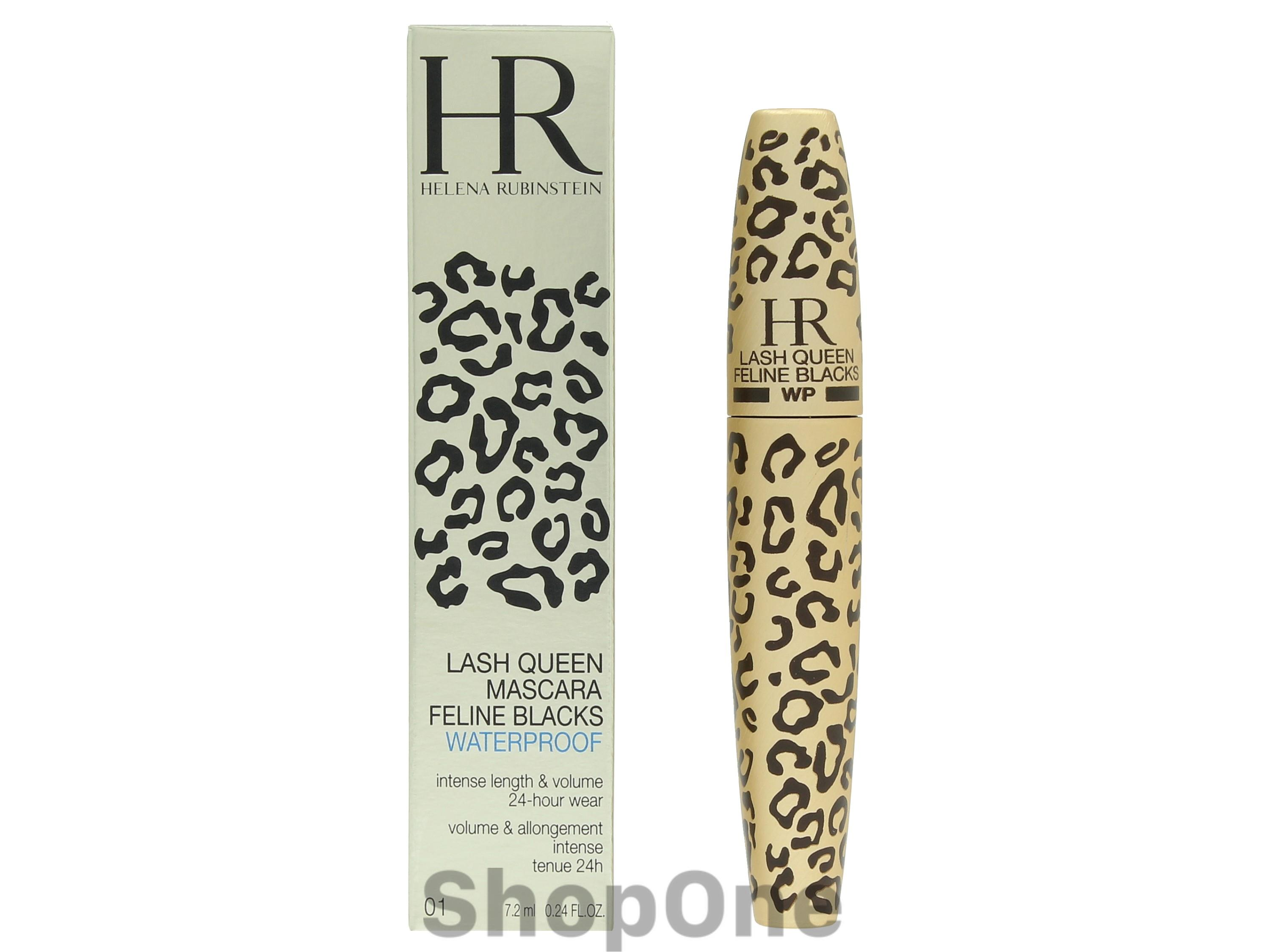 Image of   HR Lash Queen Mascara Feline Blacks Waterproof 7 ml fra Helena Rubinstein
