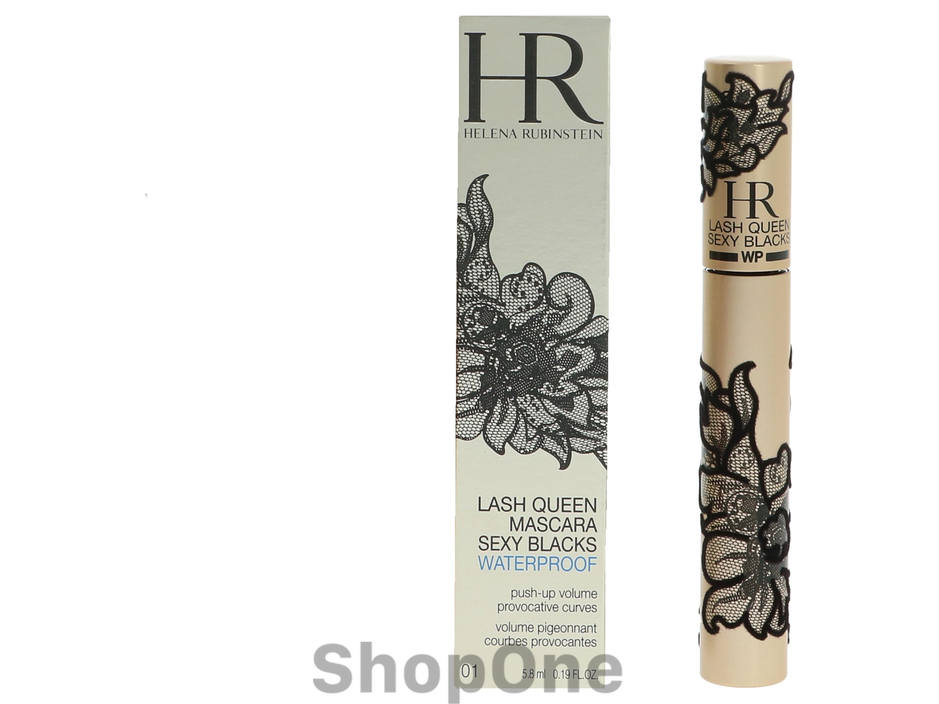 Image of   Hr Lash Queen Sexy Blacks Waterproof Mascara 5 ml fra Helena Rubinstein