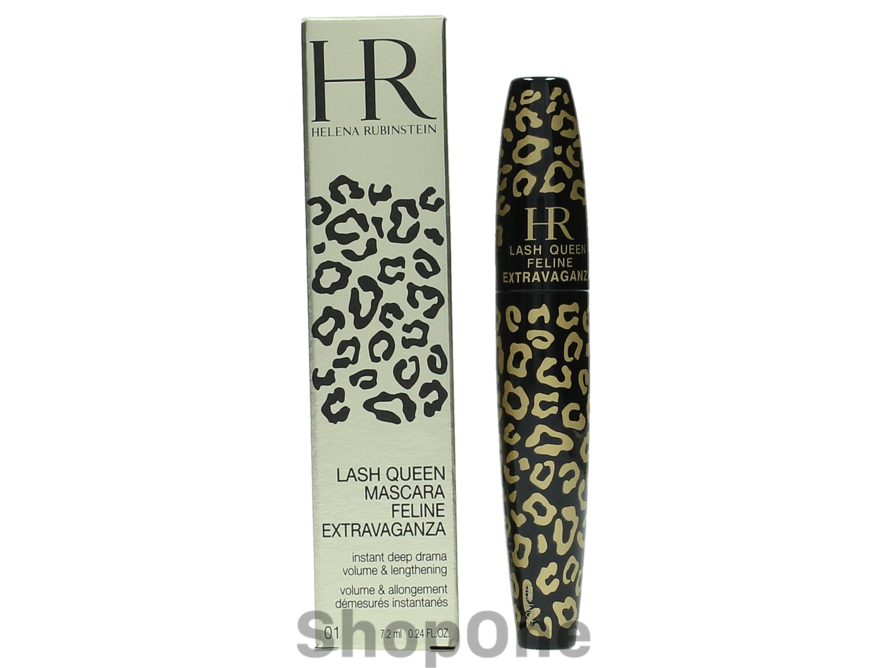 Image of   Hr Lash Queen Mascara Feline Extravaganza 7 ml fra Helena Rubinstein
