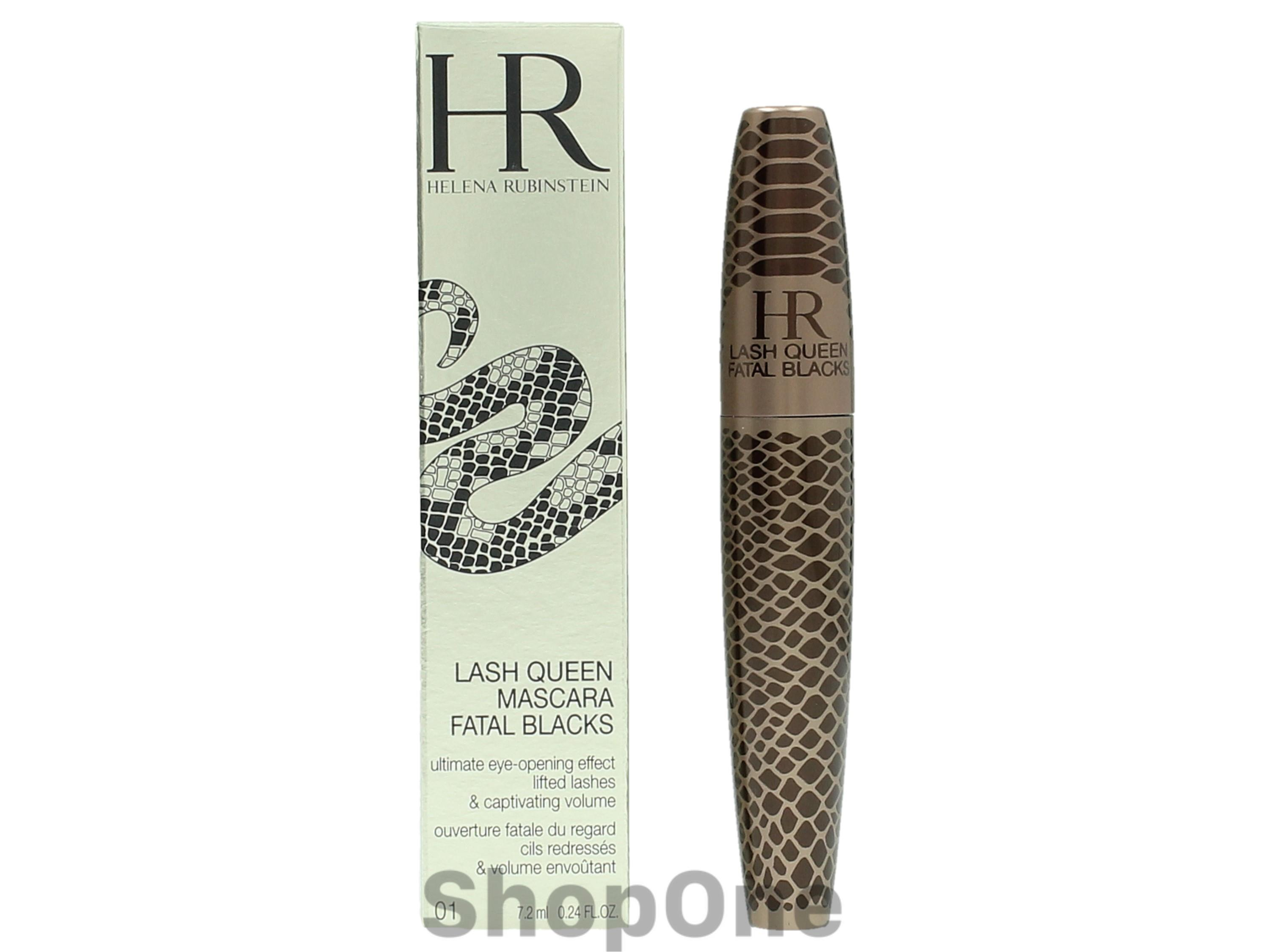 Image of   Hr Lash Queen Fatal Blacks Mascara 7 ml fra Helena Rubinstein