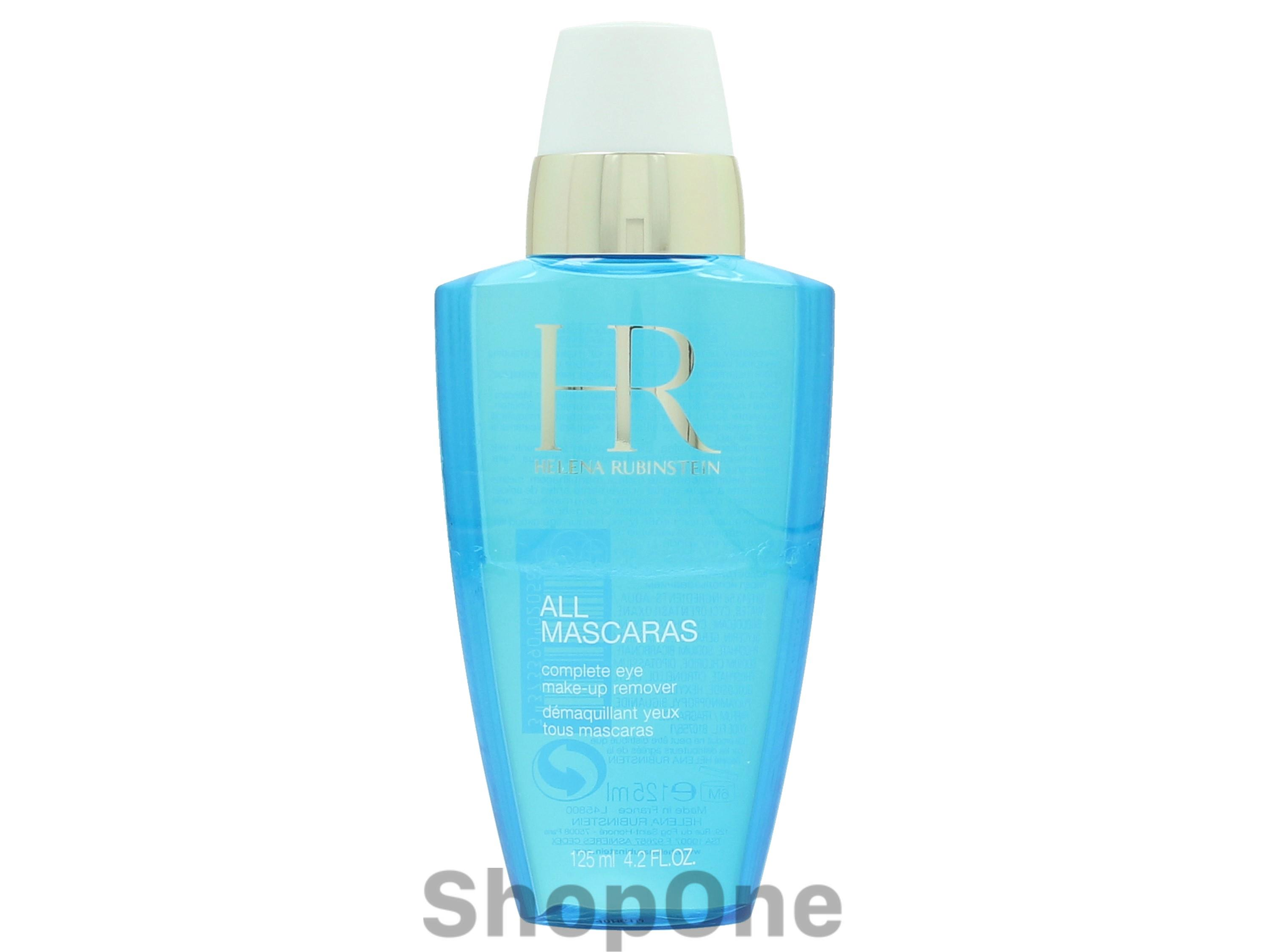 Image of   Hr All Mascaras Complete Eye Make Up Remover 125 ml fra Helena Rubinstein
