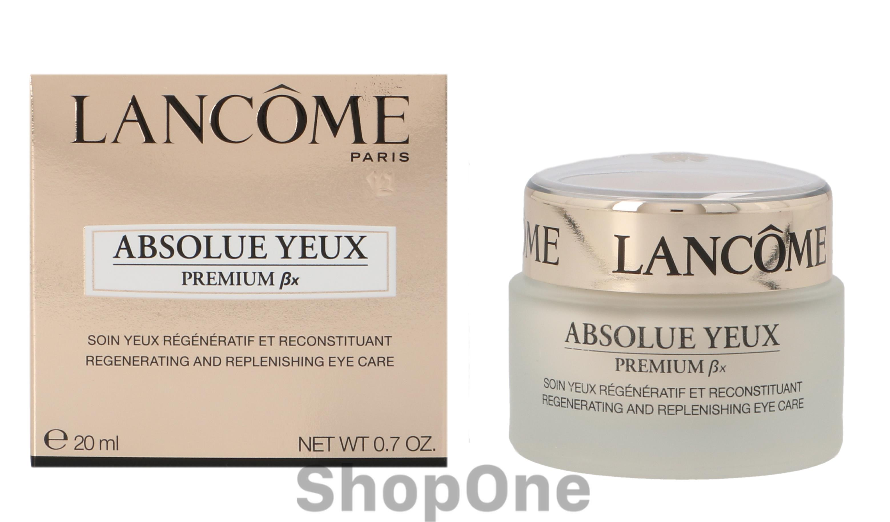 Image of   Absolue Yeux Premium Replenishing Eye Care 20 ml fra Lancome