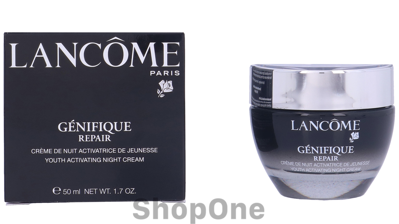 Image of   Genifique Repair Repair Night Cream 50 ml fra Lancome