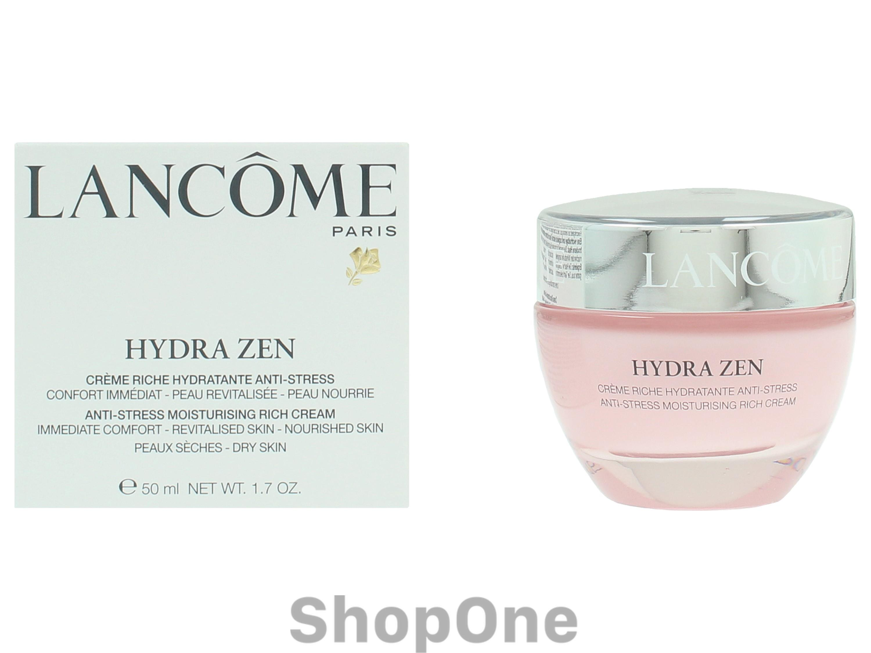 Image of   Hydra Zen Moisturising Rich Cream 50 ml fra Lancome