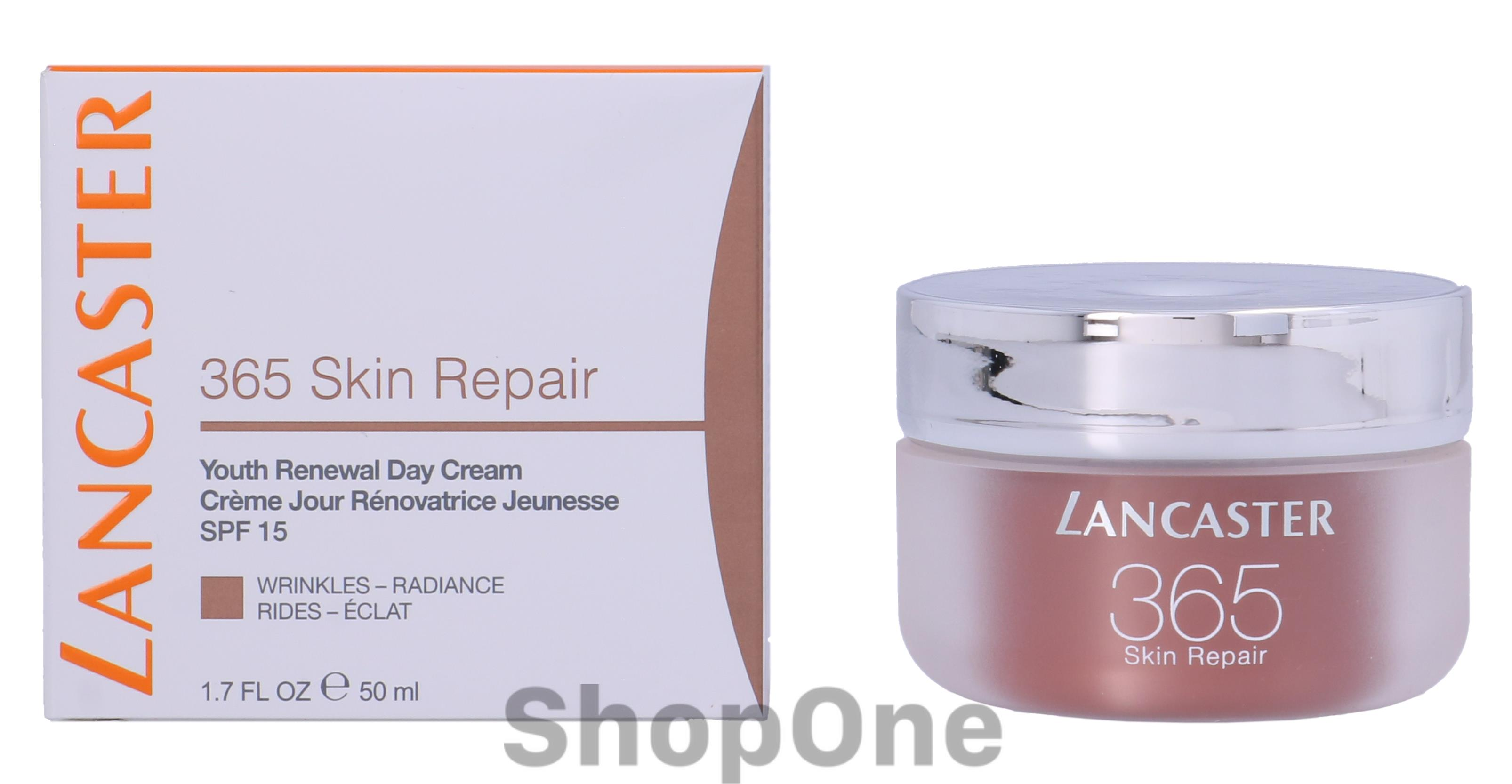Image of   365 Skin Repair Day Cream SPF15 50 ml fra Lancaster
