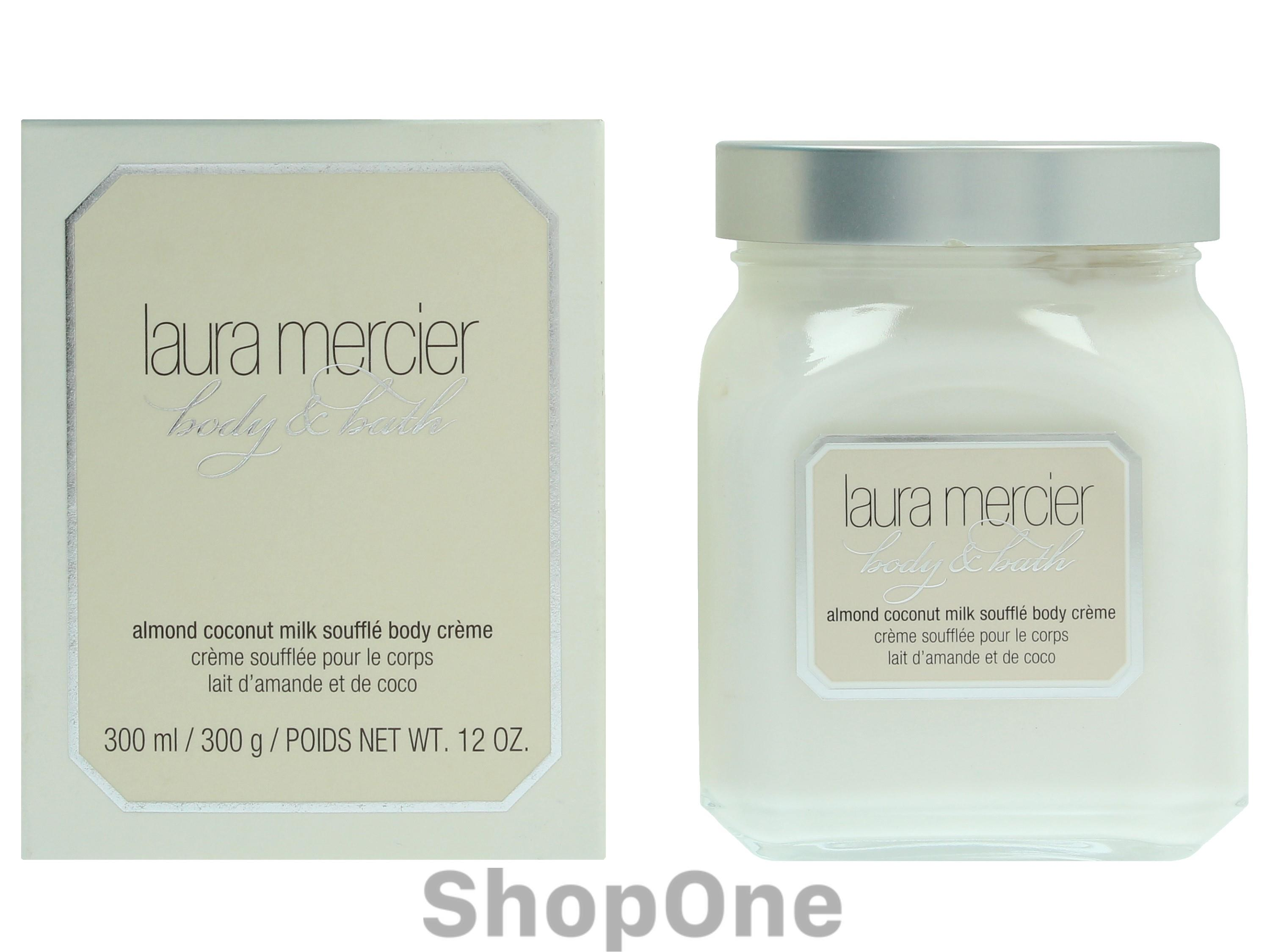 Image of   Body Bath Souffle Body Creme 300 gr fra Laura Mercier