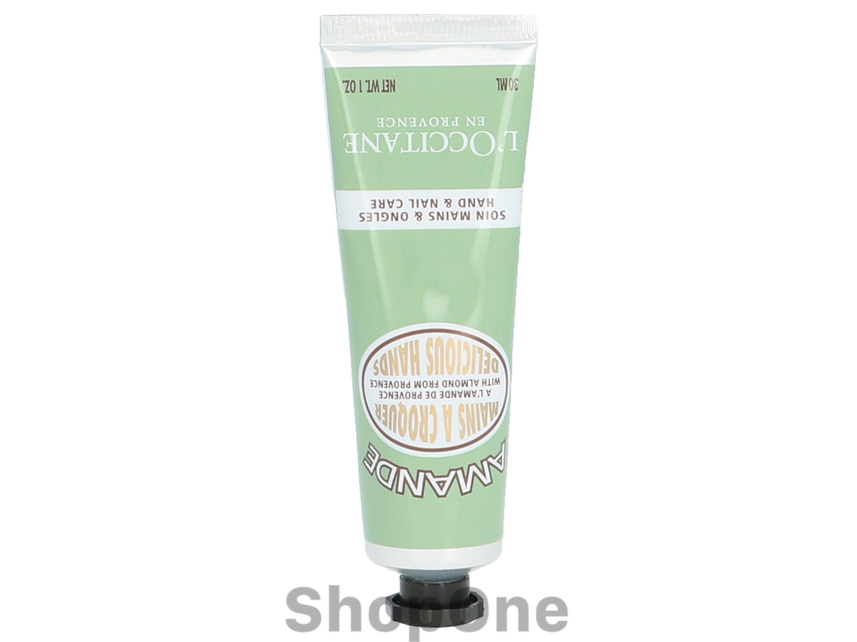 Image of   Almond Delicious Hands Cream 30 ml fra LOccitane