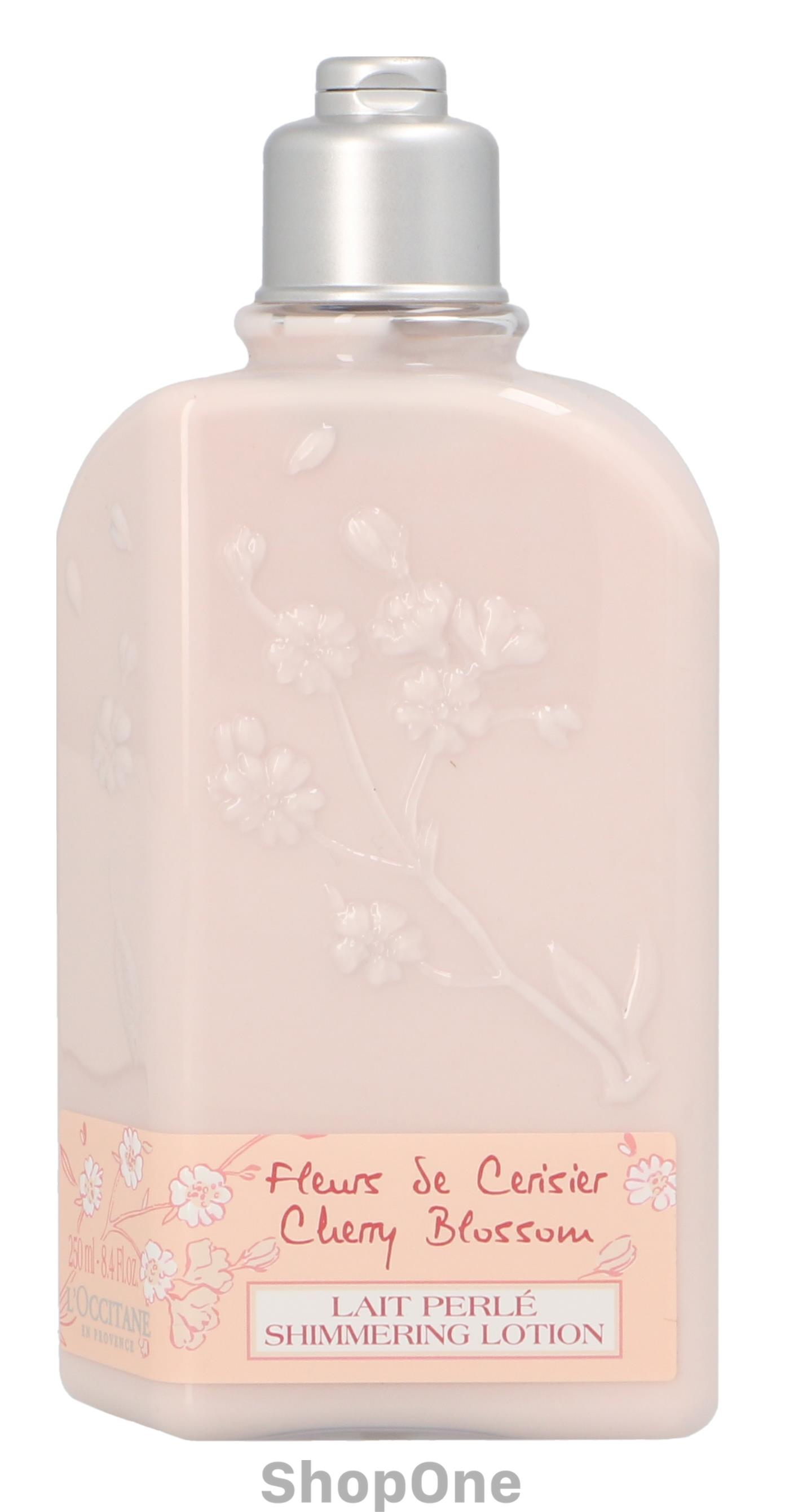 Image of   Cherry Blossom Shimmering Lotion 250 ml fra LOccitane