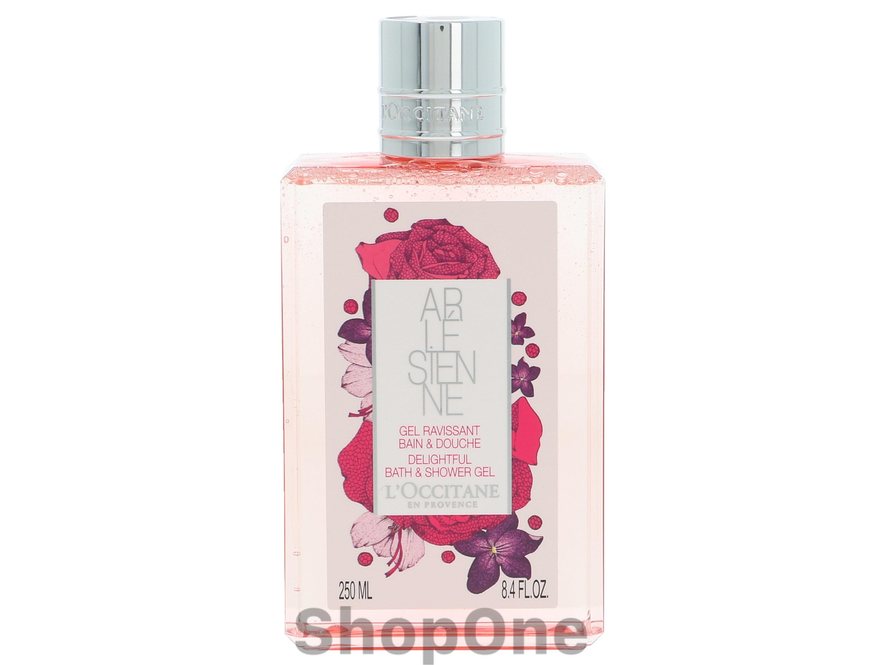 Image of   Arlesienne Delightful Bath Shower Gel 250 ml fra LOccitane